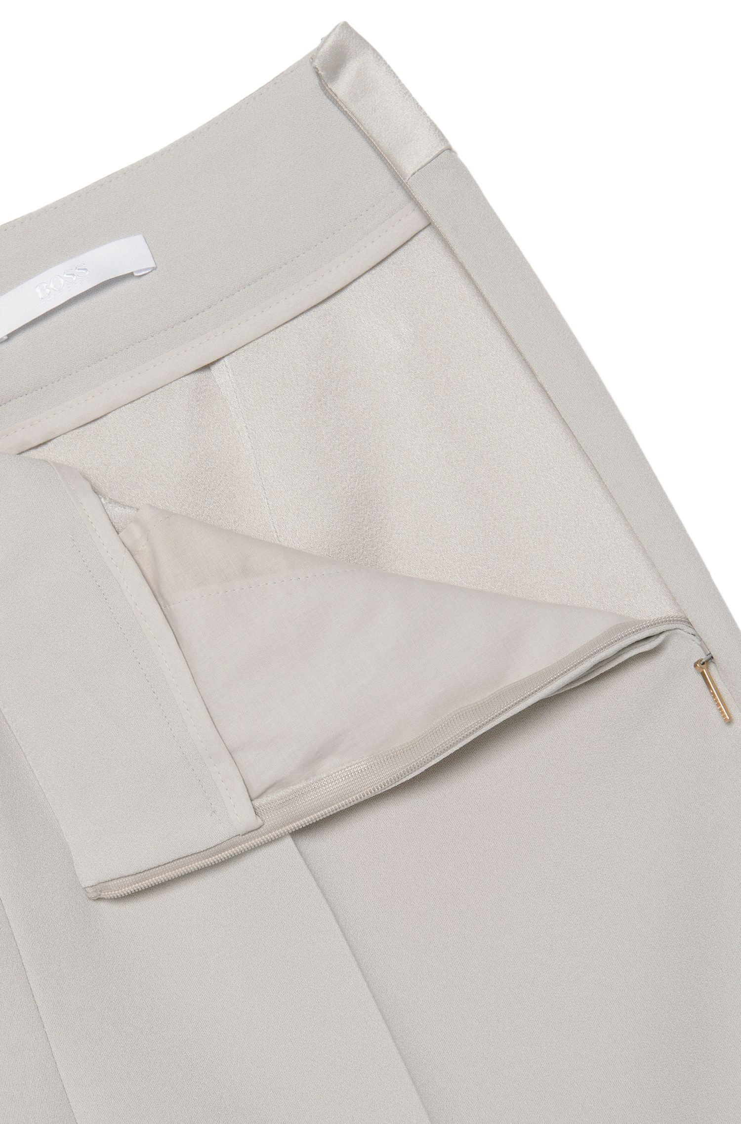 Pantalon Comfort Fit à jambes larges: «Temietina»