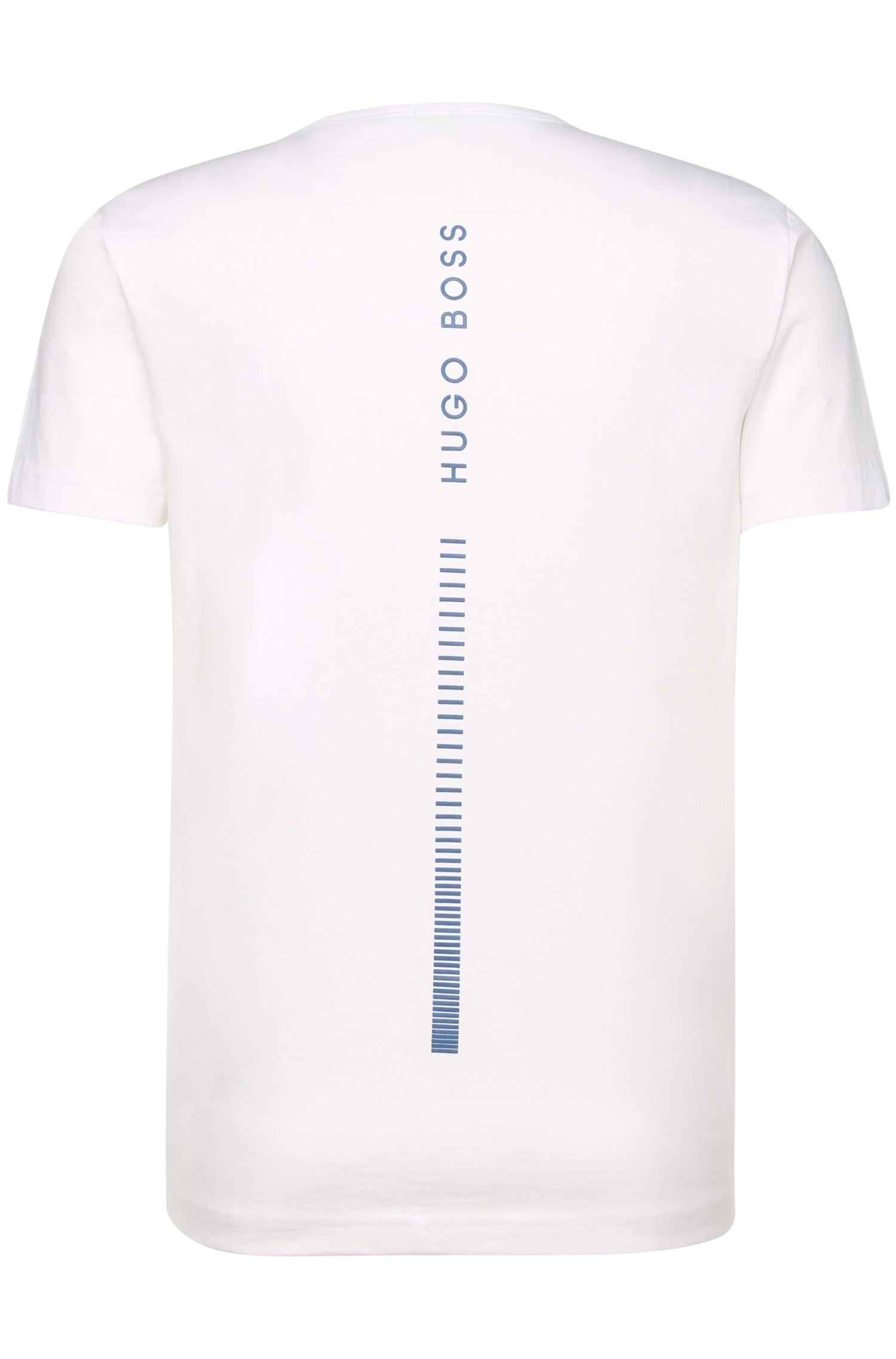 Regular-Fit T-Shirt aus Baumwolle mit Rundhals-Ausschnitt: ´M-Tee`