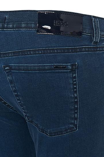 Super Skinny-Fit Jeans aus Stretch-Baumwolle: 'Georgina', Blau