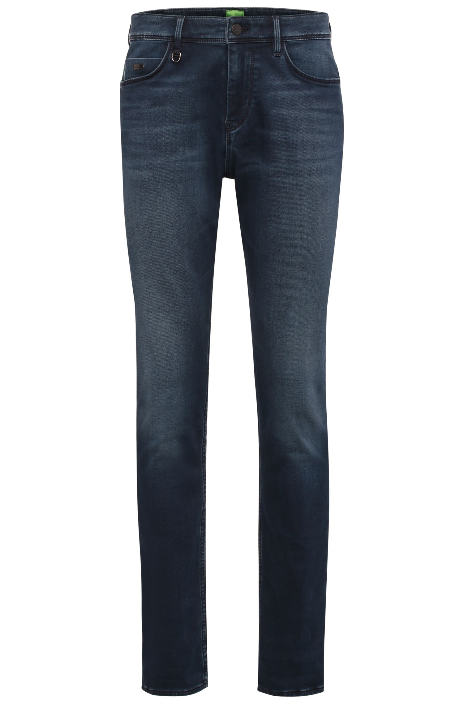 Slim-Fit Jeans aus stretchigem Baumwoll-Mix: ´Drake2`