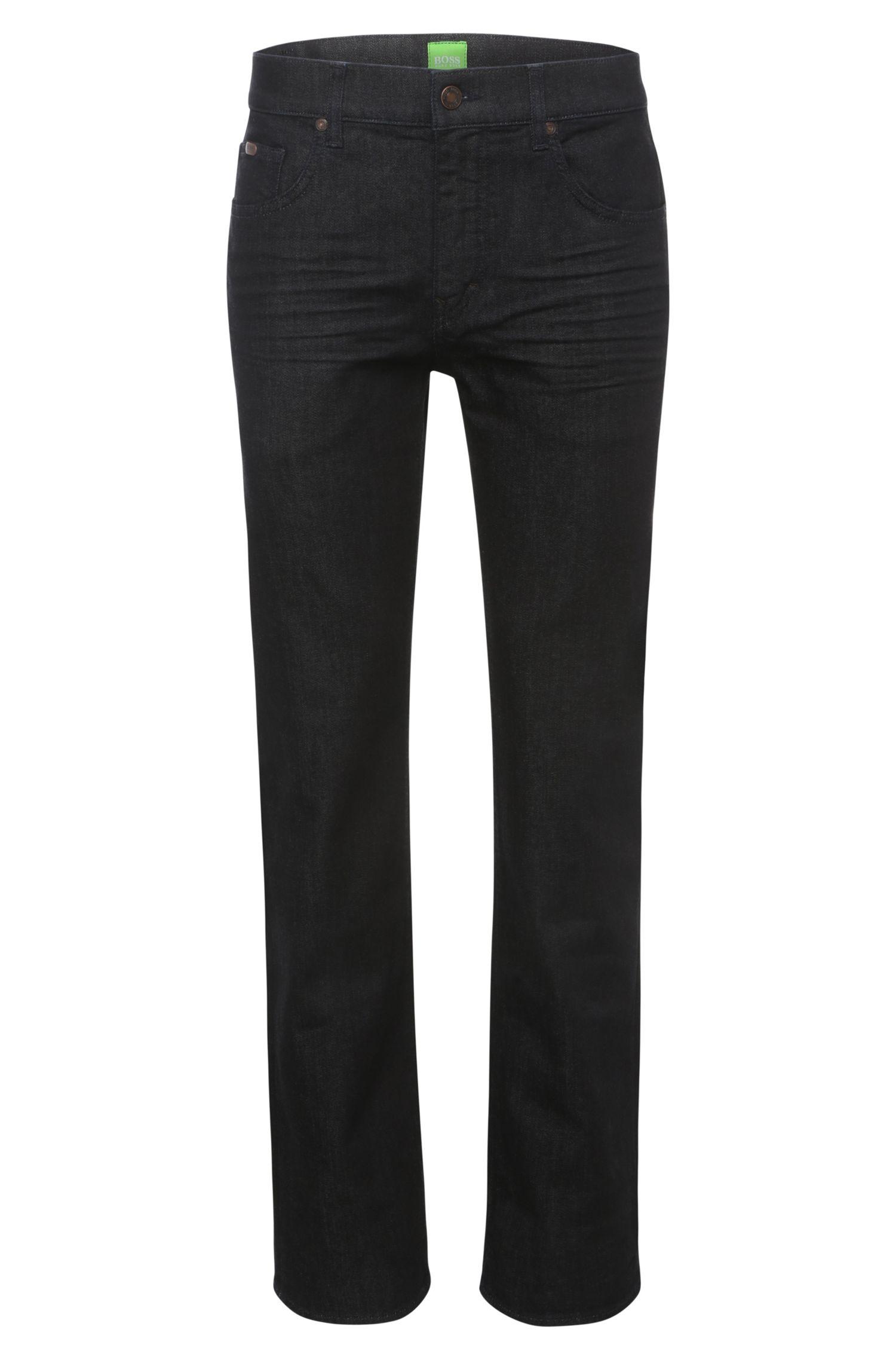 Comfort-fit jeans in stretch cotton blend: 'C-KANSAS'