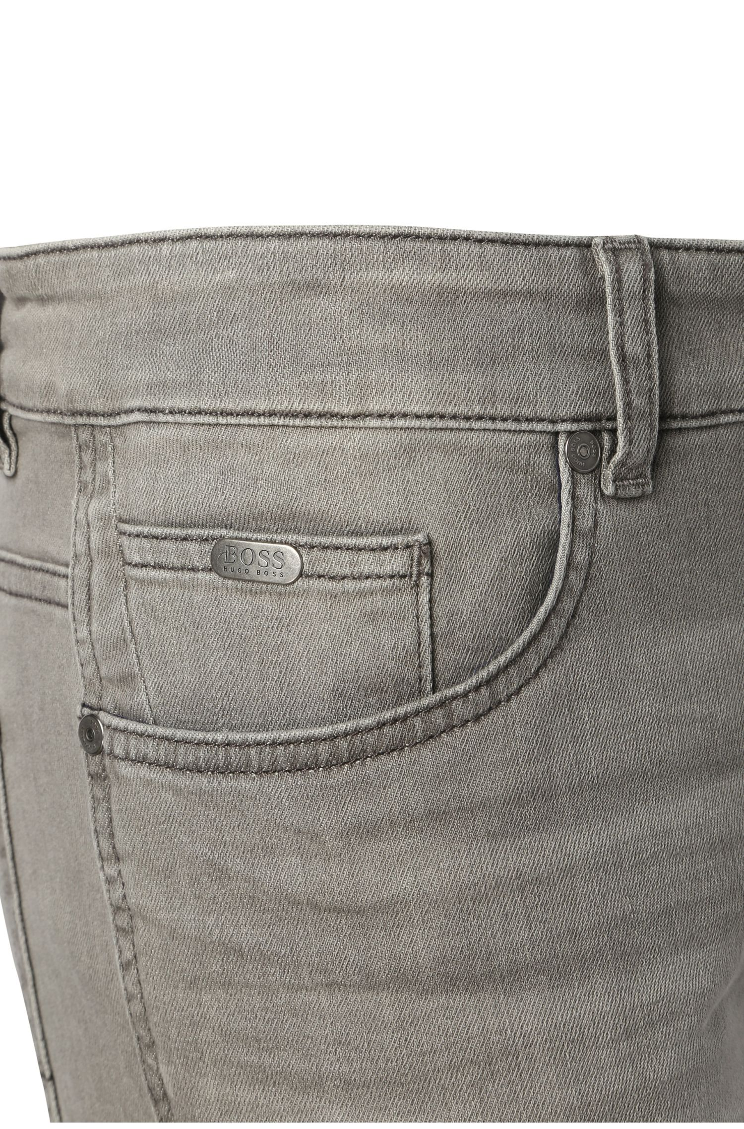 Slim-Fit Jeans aus Stretch-Baumwolle: ´C-Delaware1`