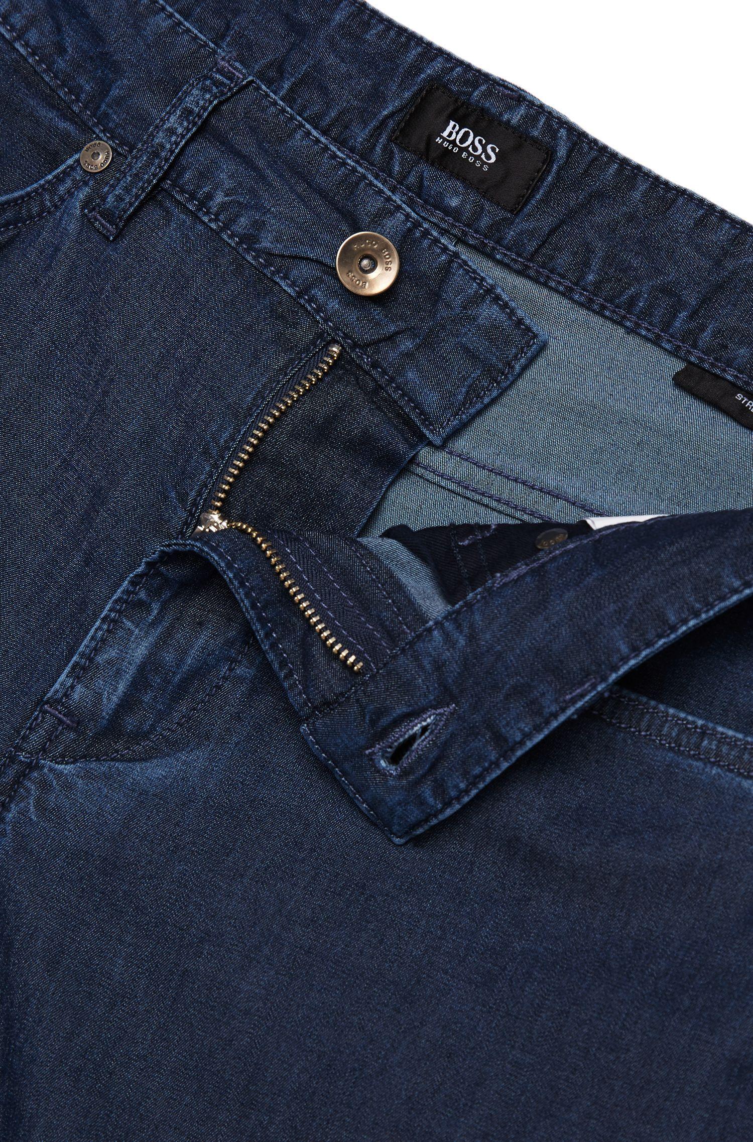 Slim-Fit Jeans im Five-Pocket-Stil: 'Delaware3'