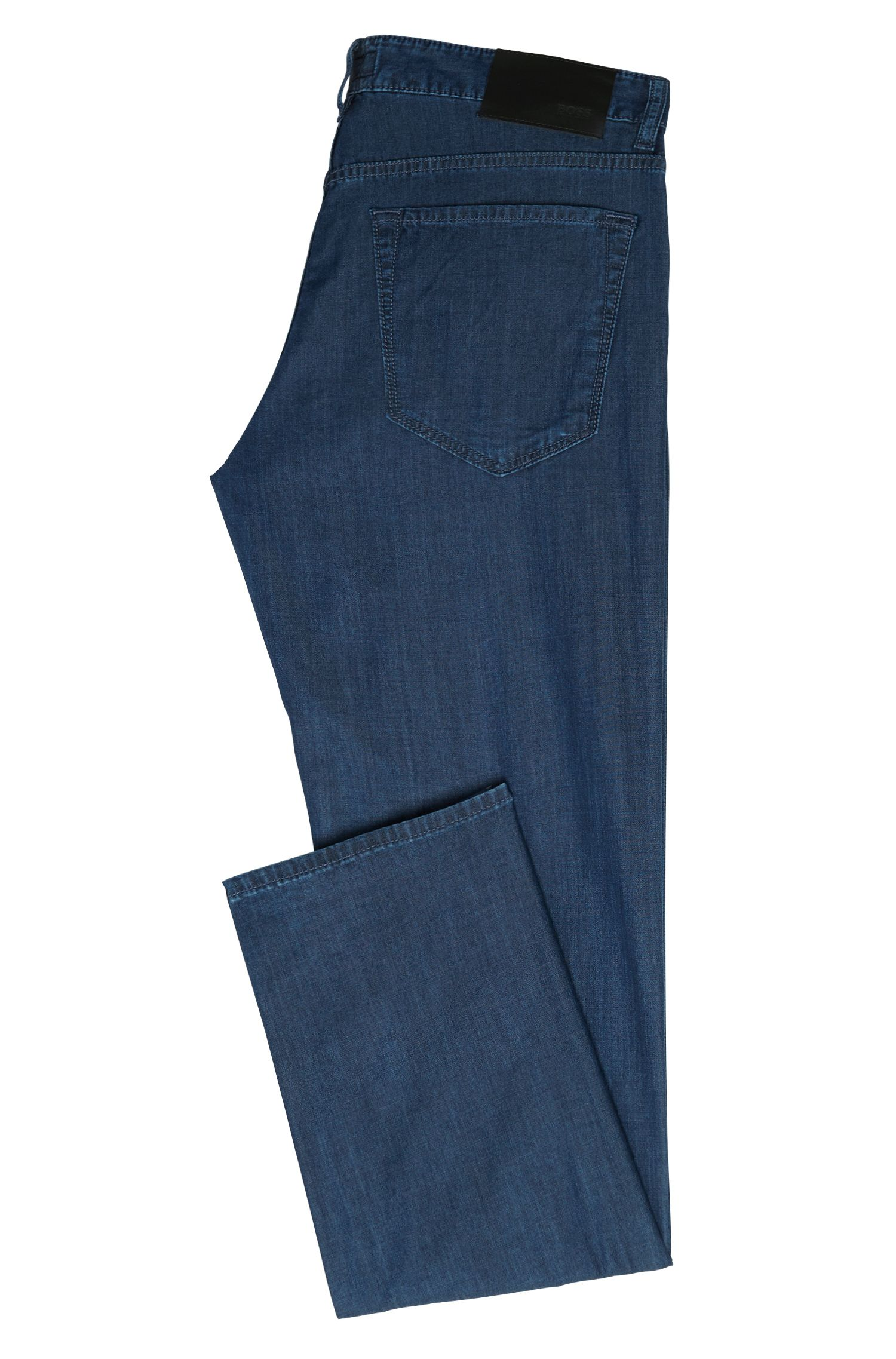 Regular-Fit Jeans aus Stretch-Denim: 'Maine3'