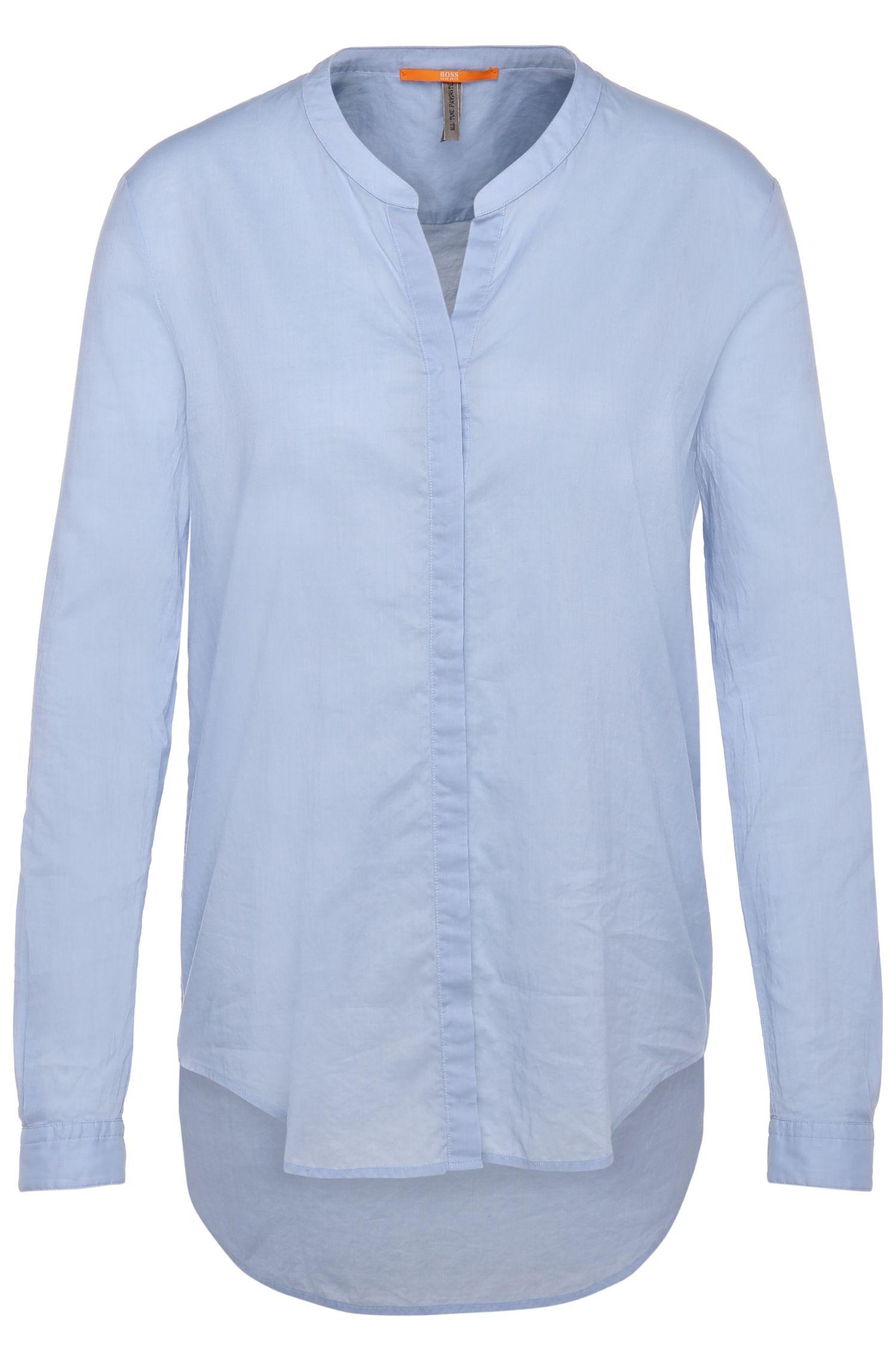 Bluse aus Baumwoll-Mix im Tunika-Stil: ´Efelize_7`