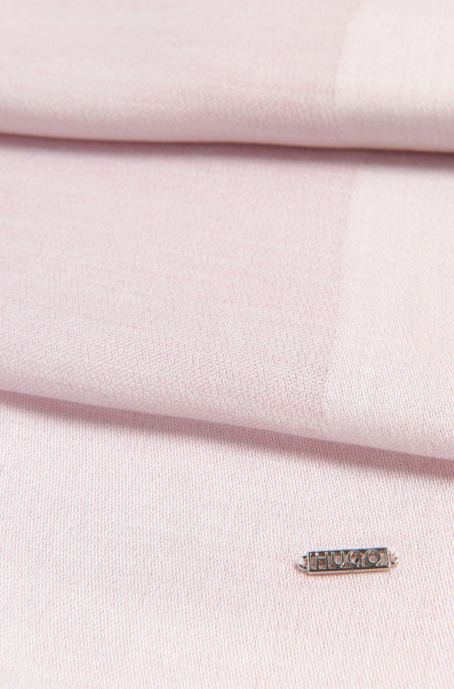 Subtiel gemêleerde sjaal van een viscosemix: 'Women-Z 516'
