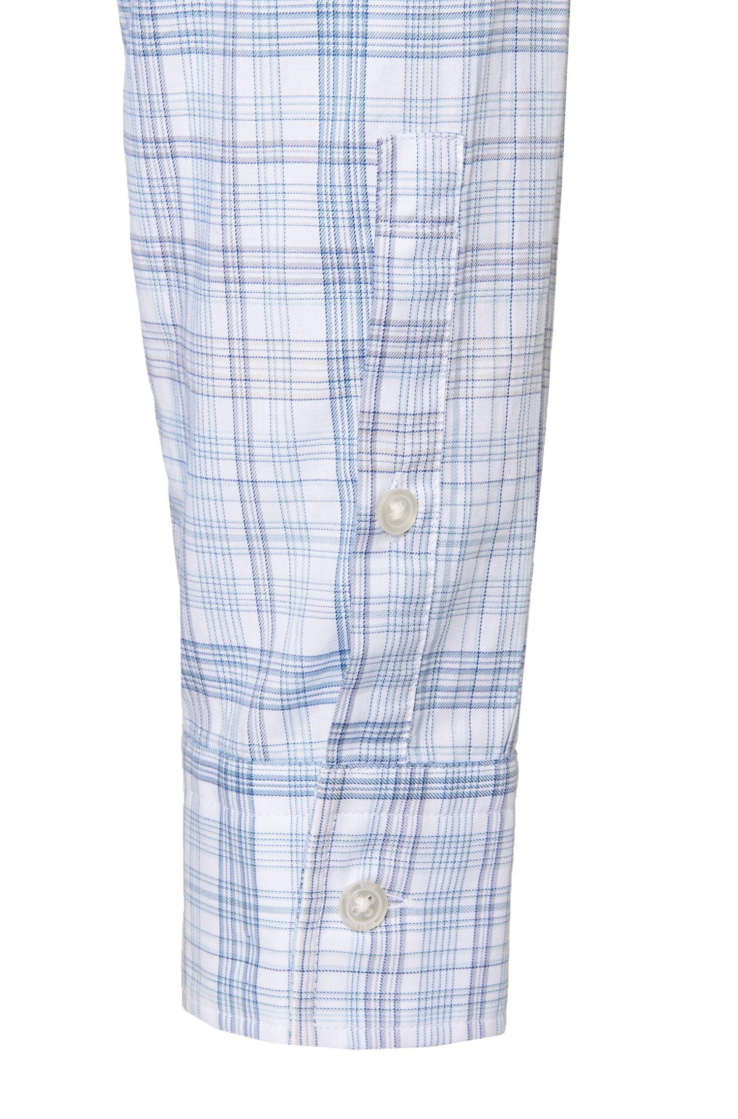 Slim-Fit Hemd aus Baumwolle: 'Ronni_5'