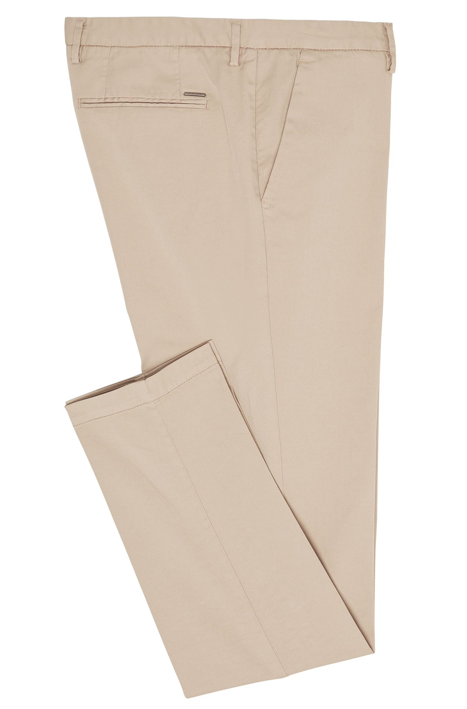Slim-Fit Chino aus Stretch-Baumwolle: 'Kaito3-D'