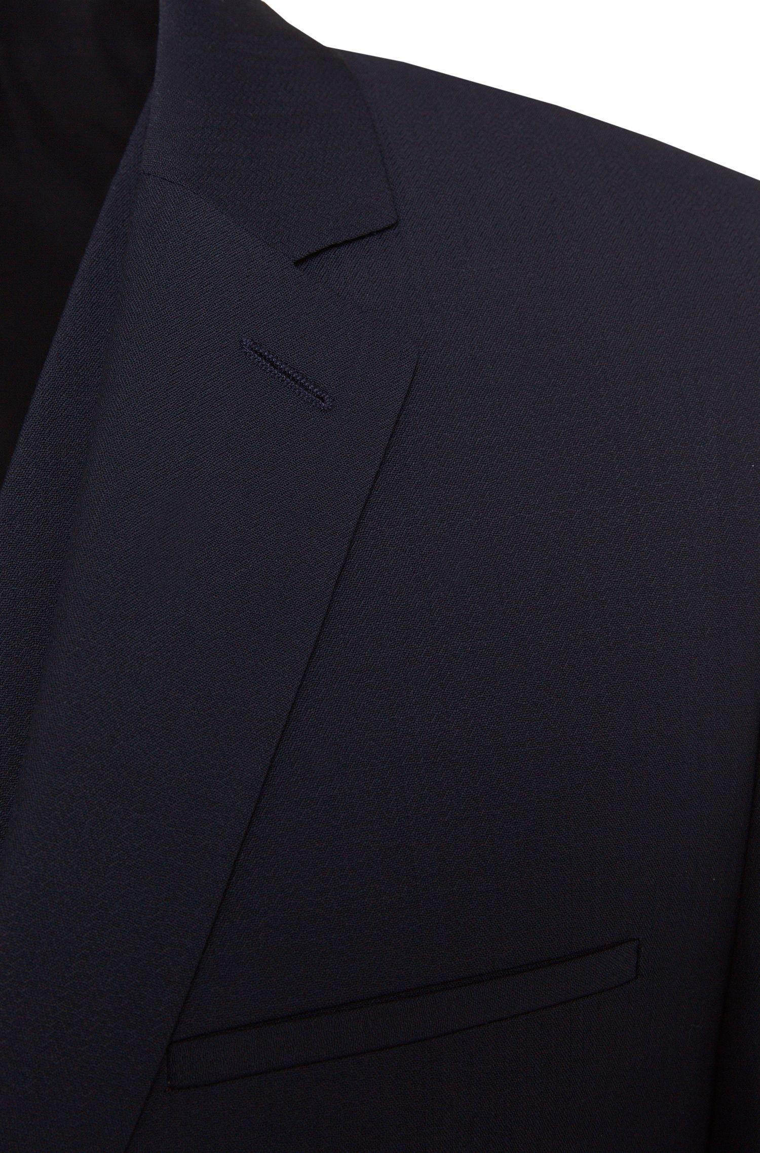 Slim-Fit Anzug aus Schurwolle: 'Alin/Wyns/Hetlin'