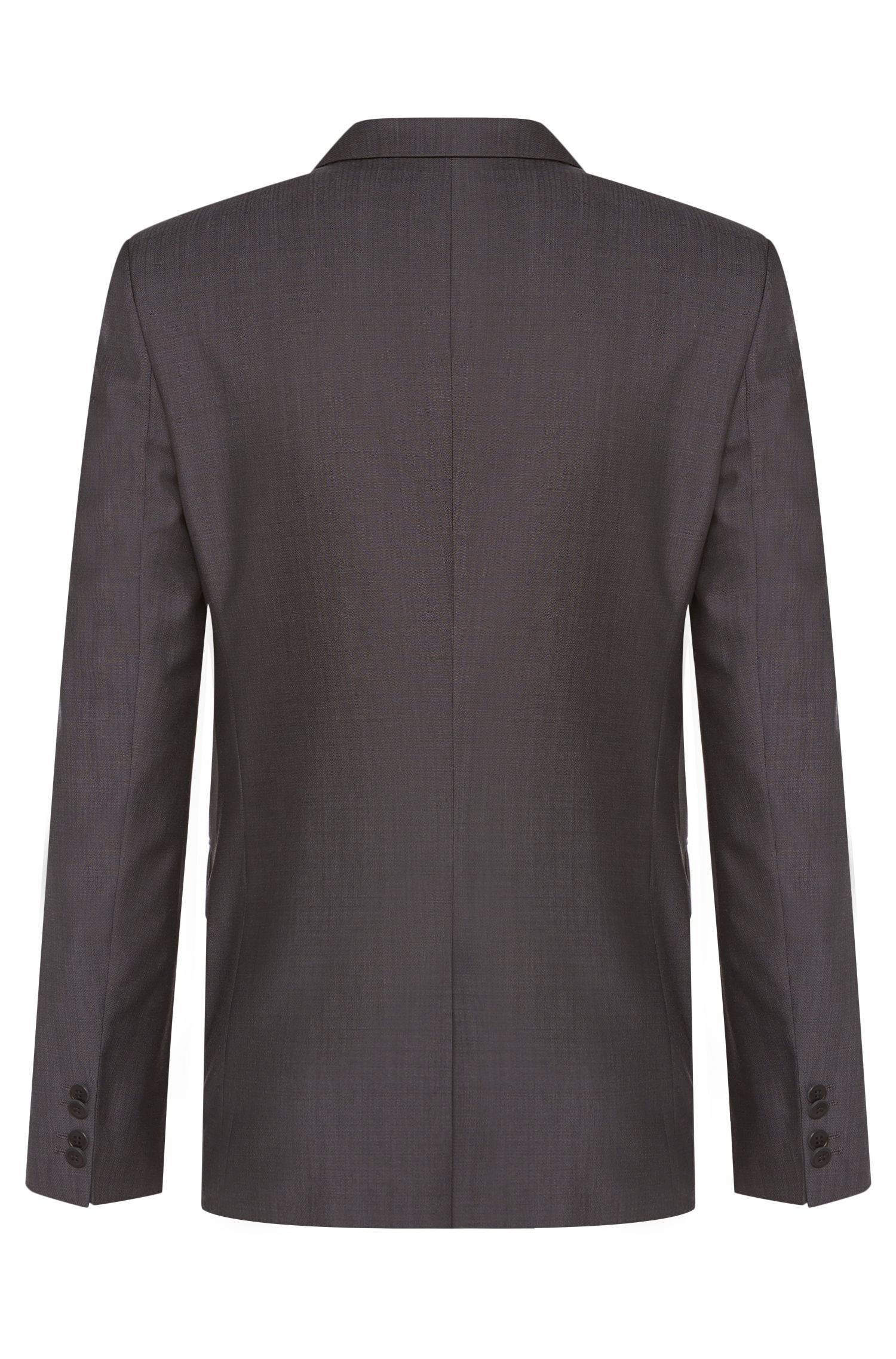 Slim-Fit Anzug aus Schurwolle: 'Aeron2/Hamen2'
