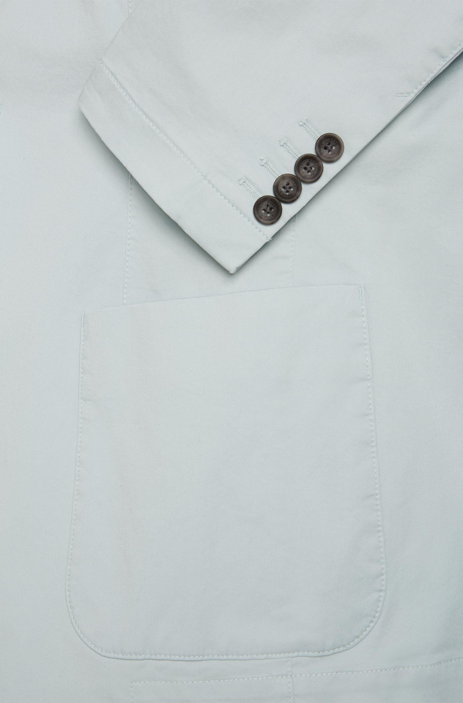 Sakko aus Stretch-Baumwolle mit aufgesetzten Taschen: 'Narvik-W'