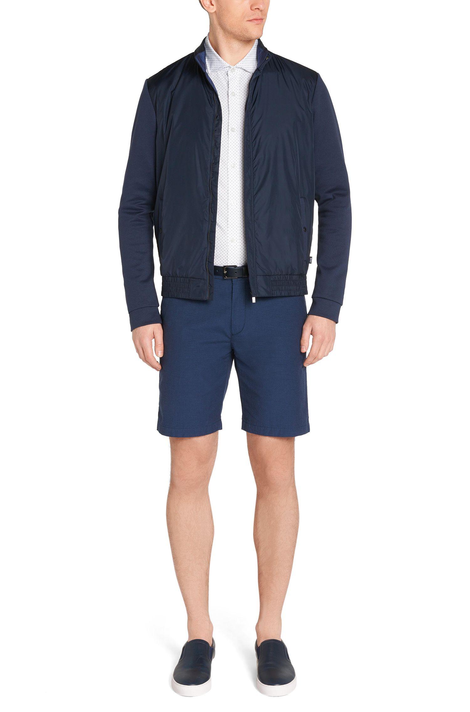 Slim-Fit Hemd aus Baumwolle: 'Ridley_5'