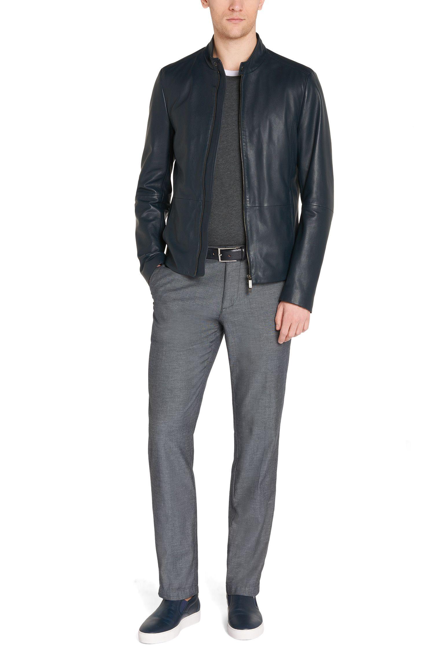 Slim-Fit T-Shirt aus Baumwolle: 'Tessler 19'