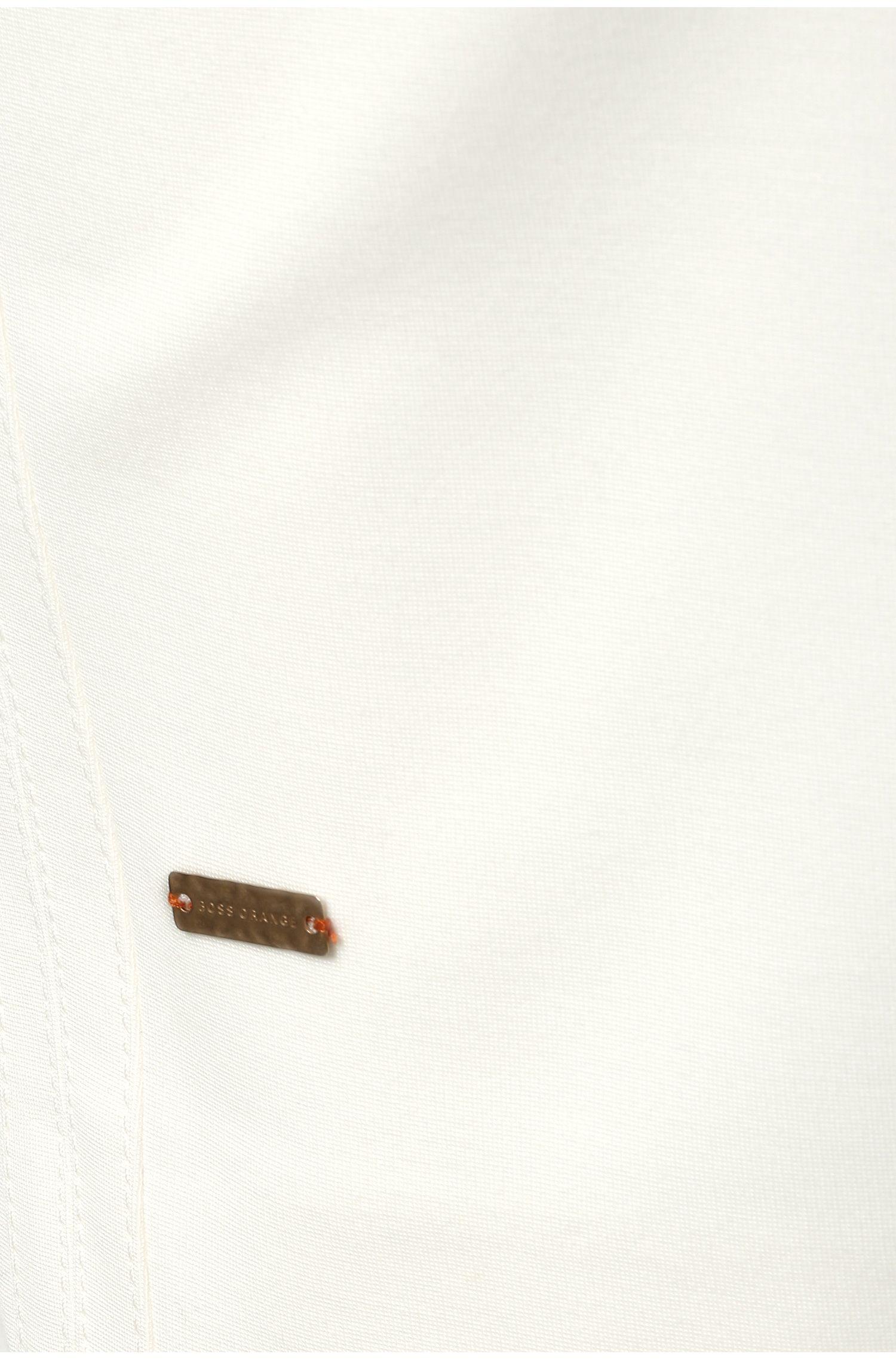 Schmal geschnittener Mini-Rock aus elastischem Viskose-Mix: ´Sobina`