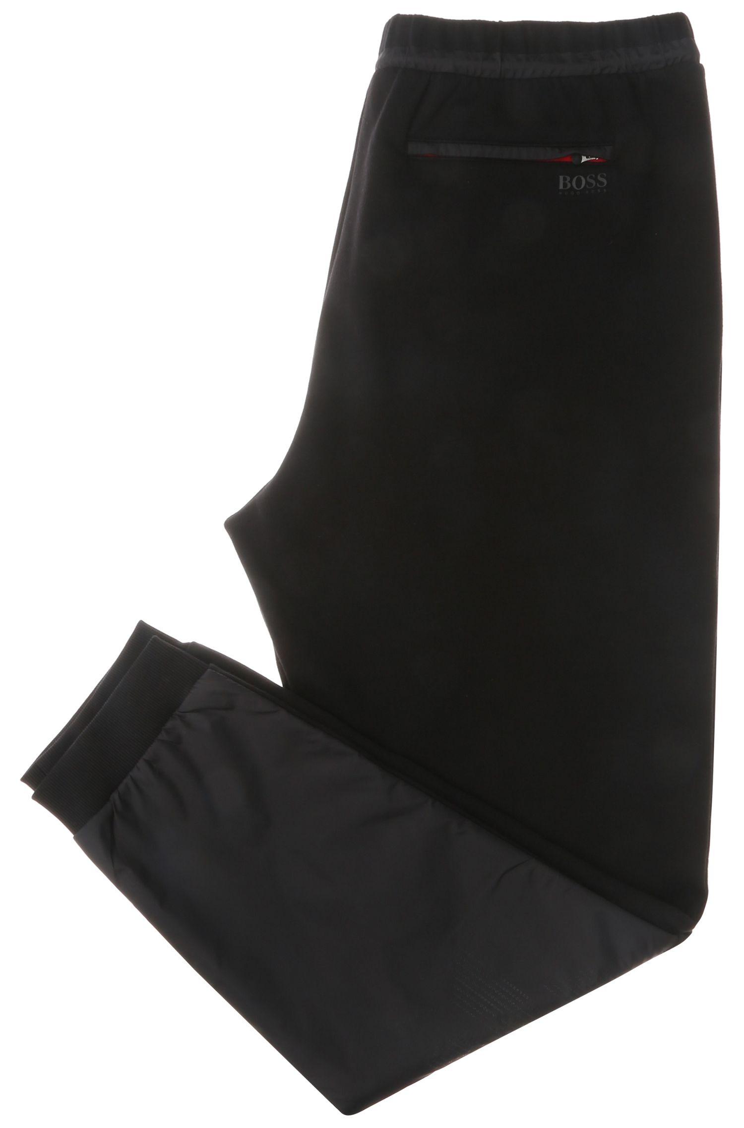 Jogging-Hose aus Baumwoll-Mix: ´Hivon`