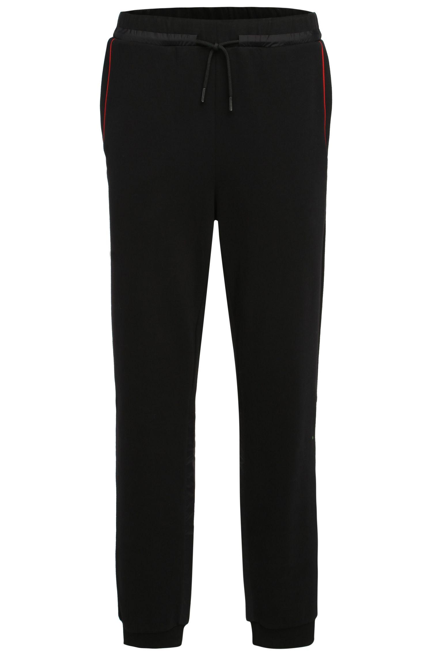 Pantalon de jogging en coton mélangé: «Hivon»
