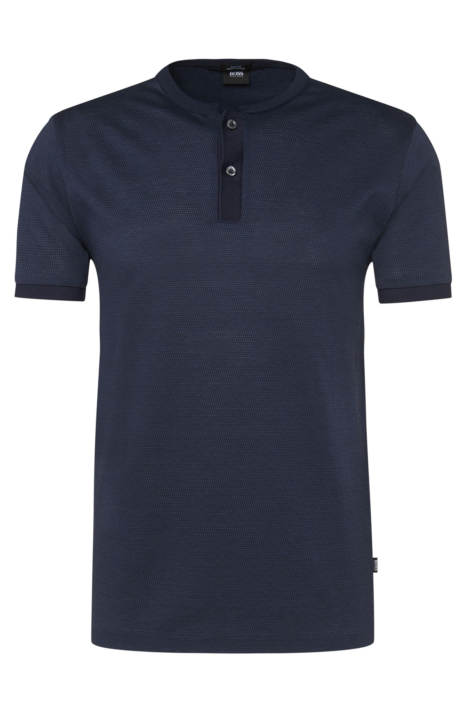 T-shirt Slim Fit en coton: «Tiller02»