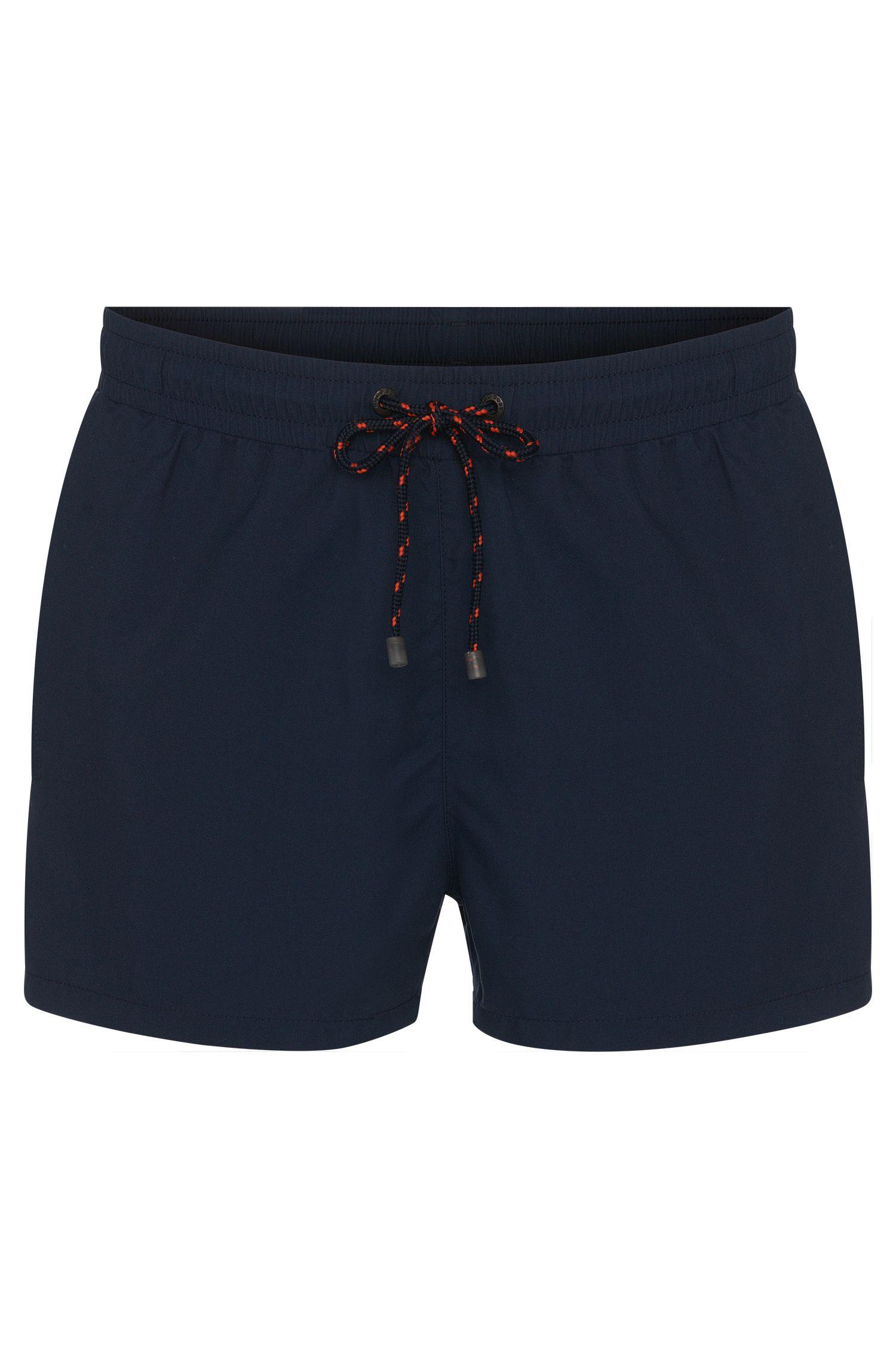 Swim shorts in a quick-drying fabric: 'Piabuco'