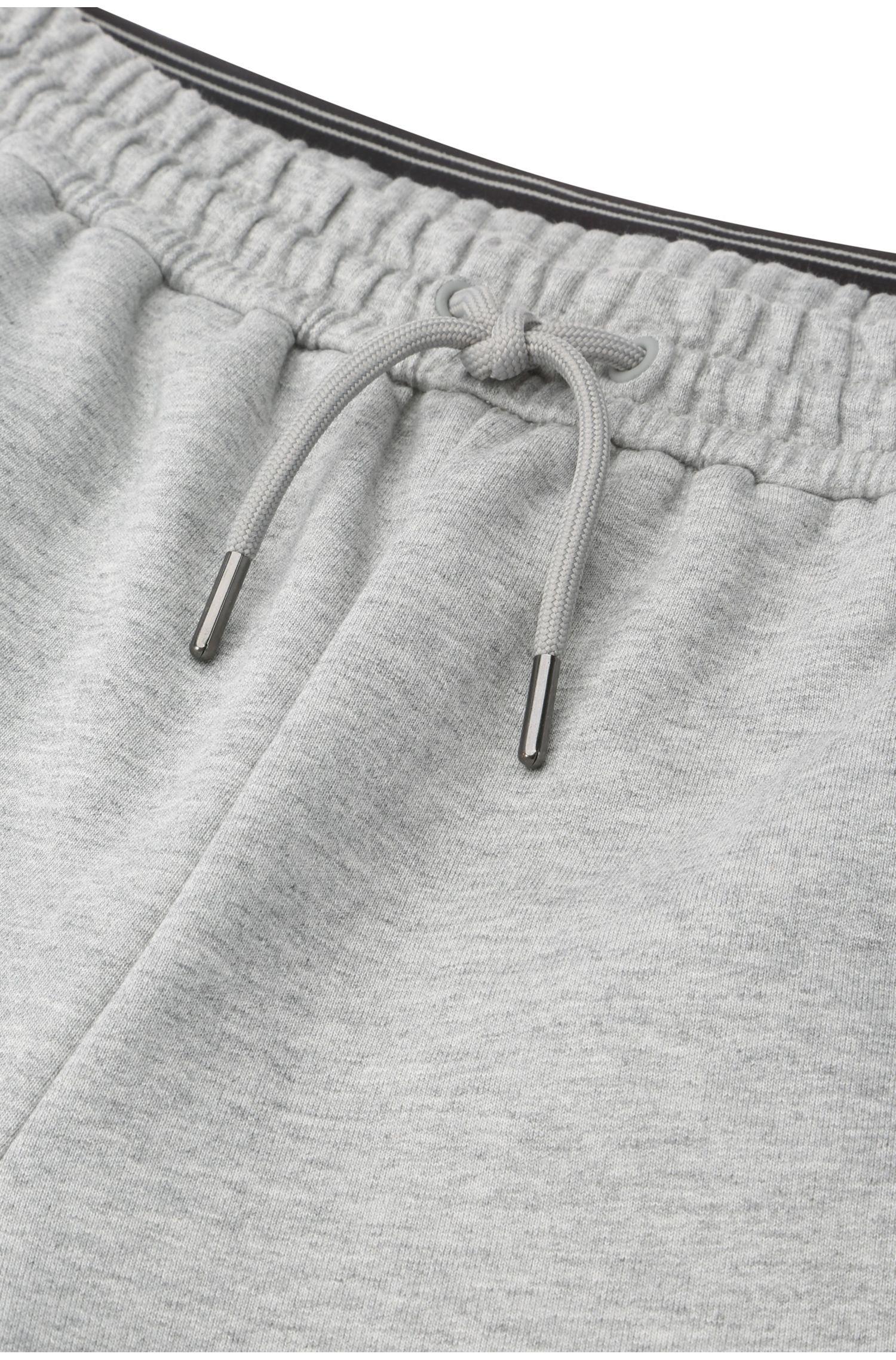 Pantalon de jogging Comfort Fit en maille éponge: «Halko»
