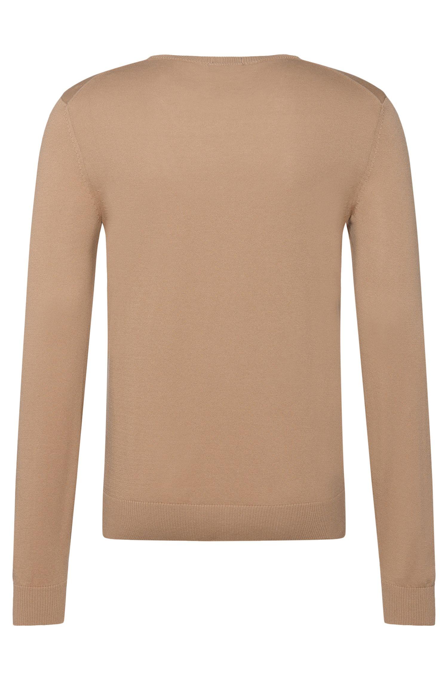 Slim-Fit Pullover aus Baumwolle: 'Fabbert-H'