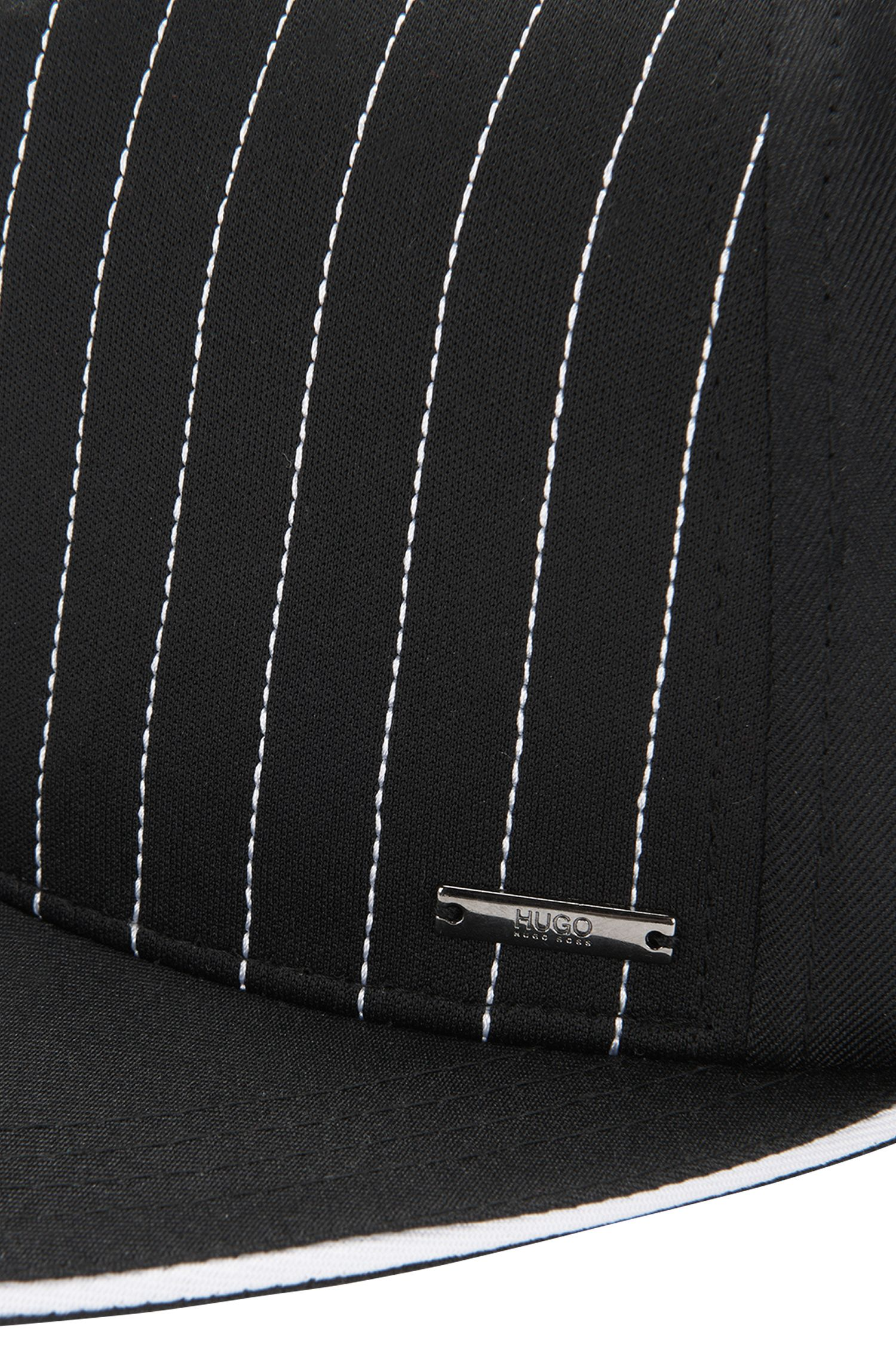 Casquette en tissu à rayures: «Men-x 526»