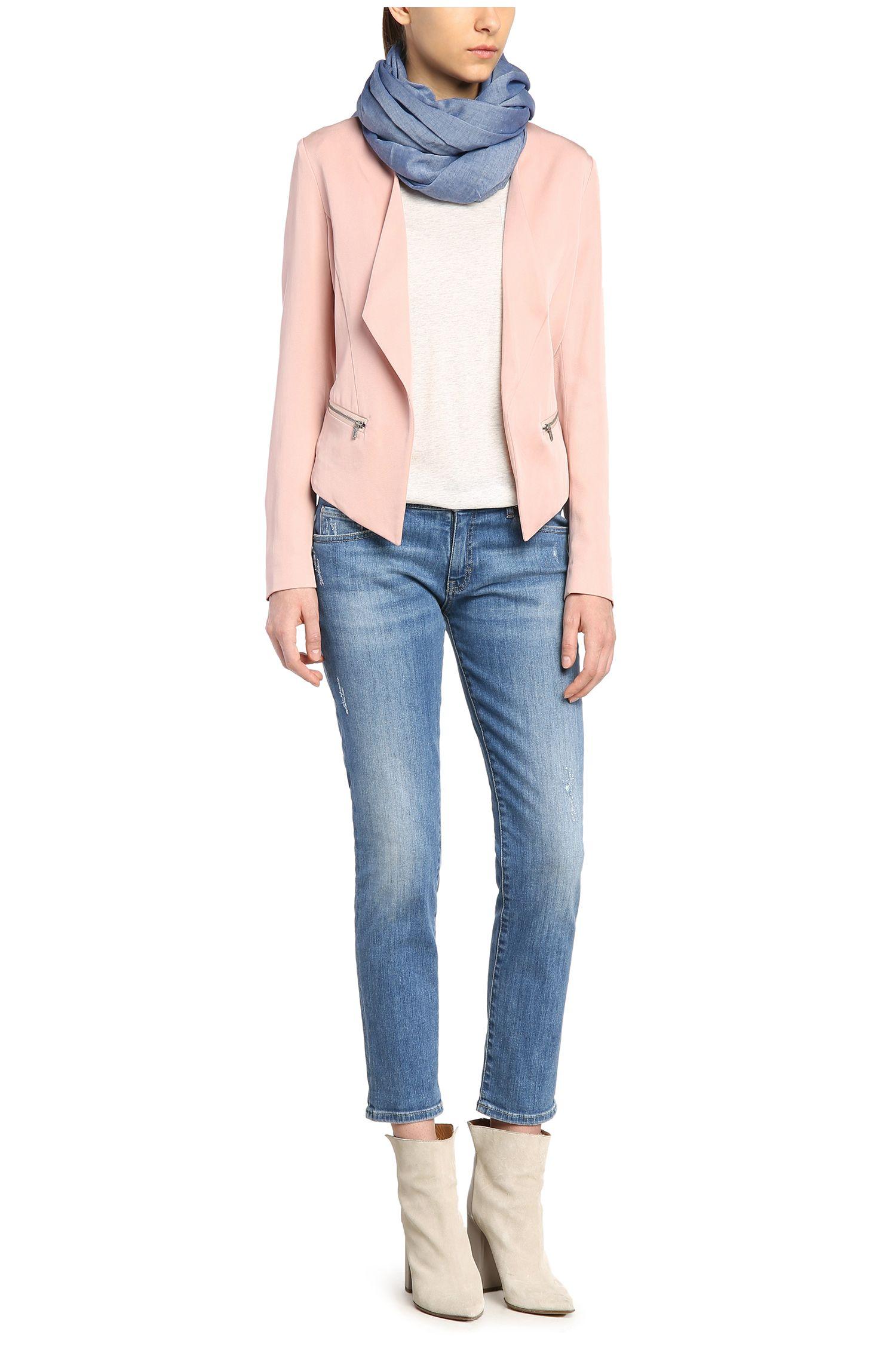 Comfort-Fit Jeans aus elastischer Baumwolle: ´Orange J31 Miami`