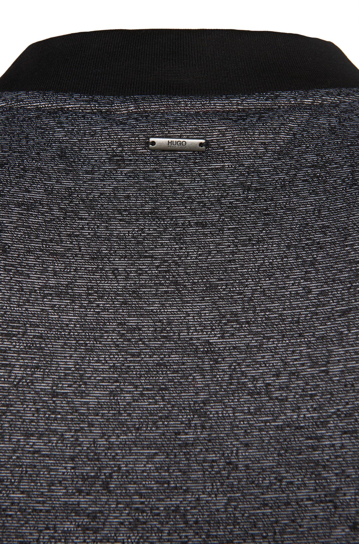T-shirt Loose Fit en coton à col rond: «Dorenz»