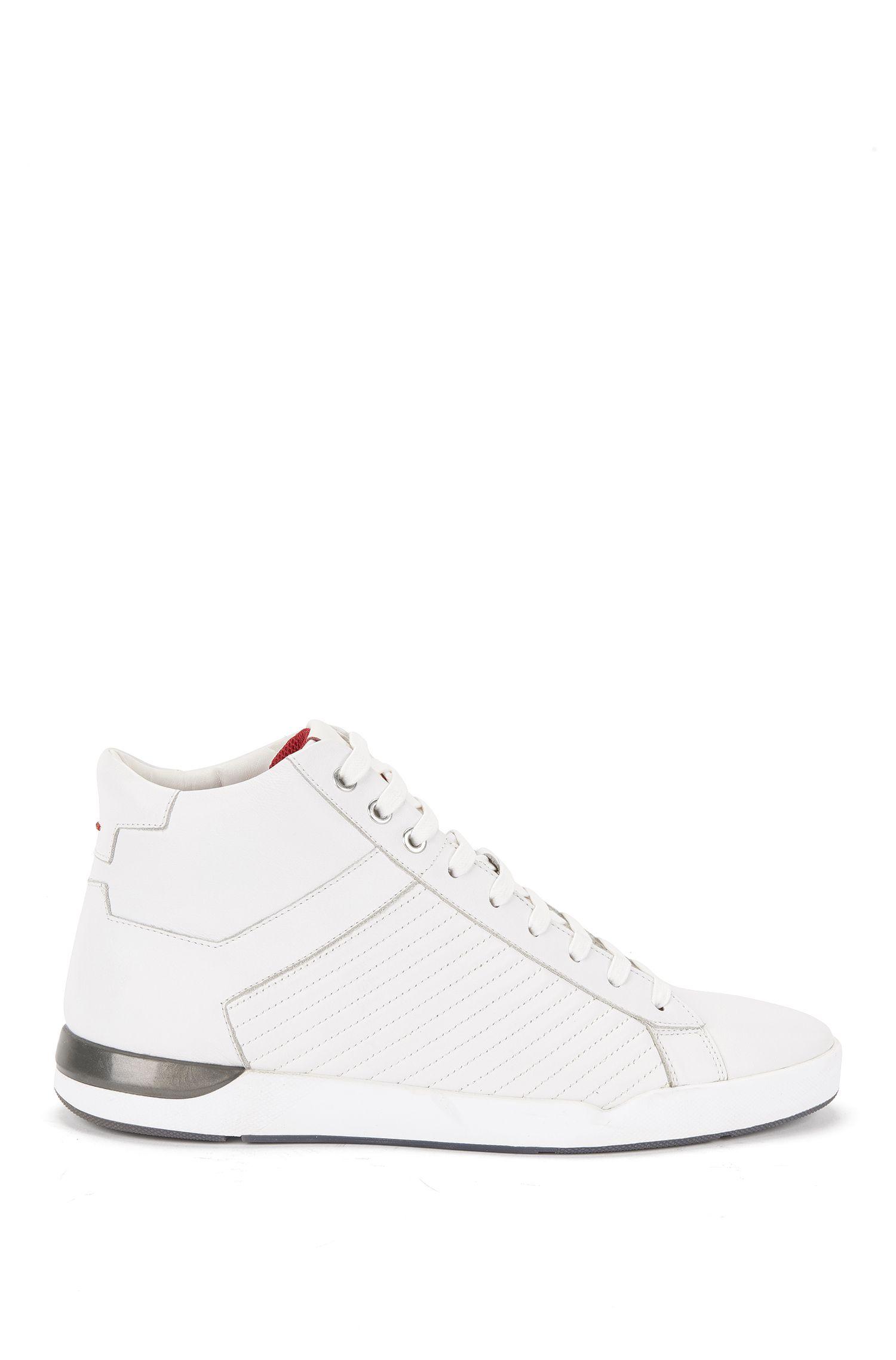 Hoge sneakers van leer: 'Fusion_Midc_Itma'