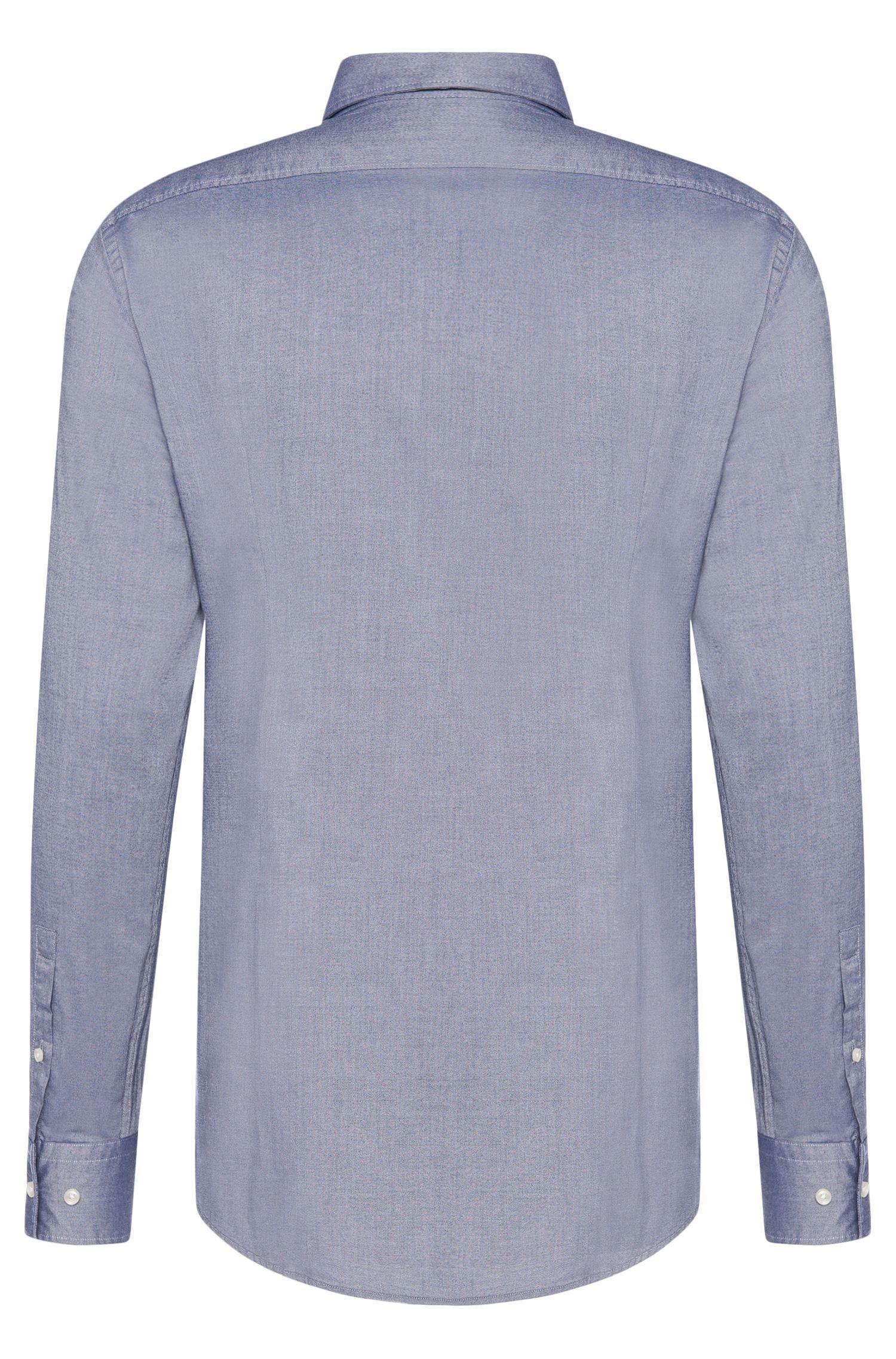 Slim-Fit Hemd aus Baumwolle: 'Jex'