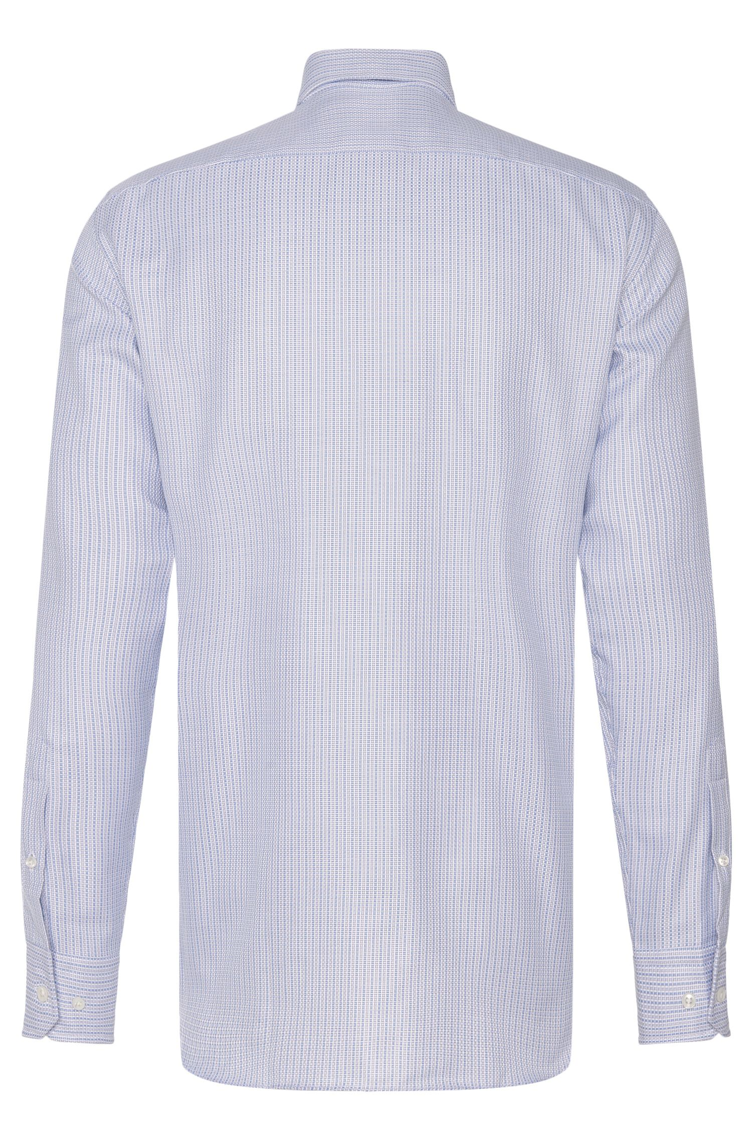 Chemise Regular Fit Tailored en coton : « T-Stuart »