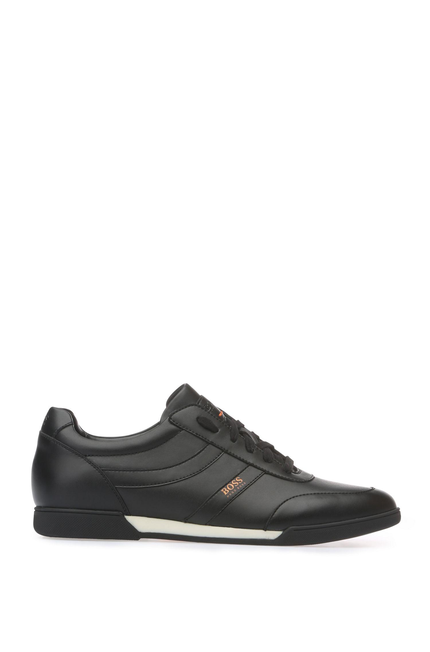 Sneakers van glad leer: 'Atmos_Tenn_ltpl'