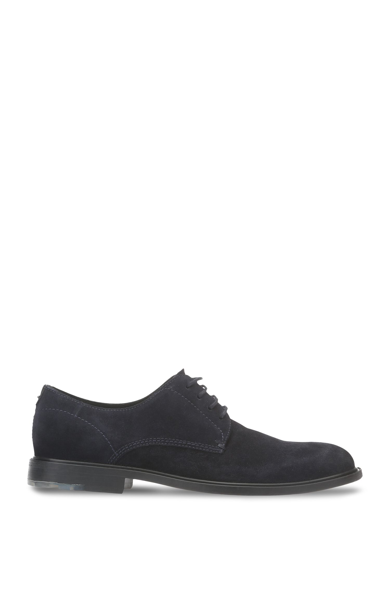 Lace-up shoes in suede: 'Cultroot_Derb_sdpl'