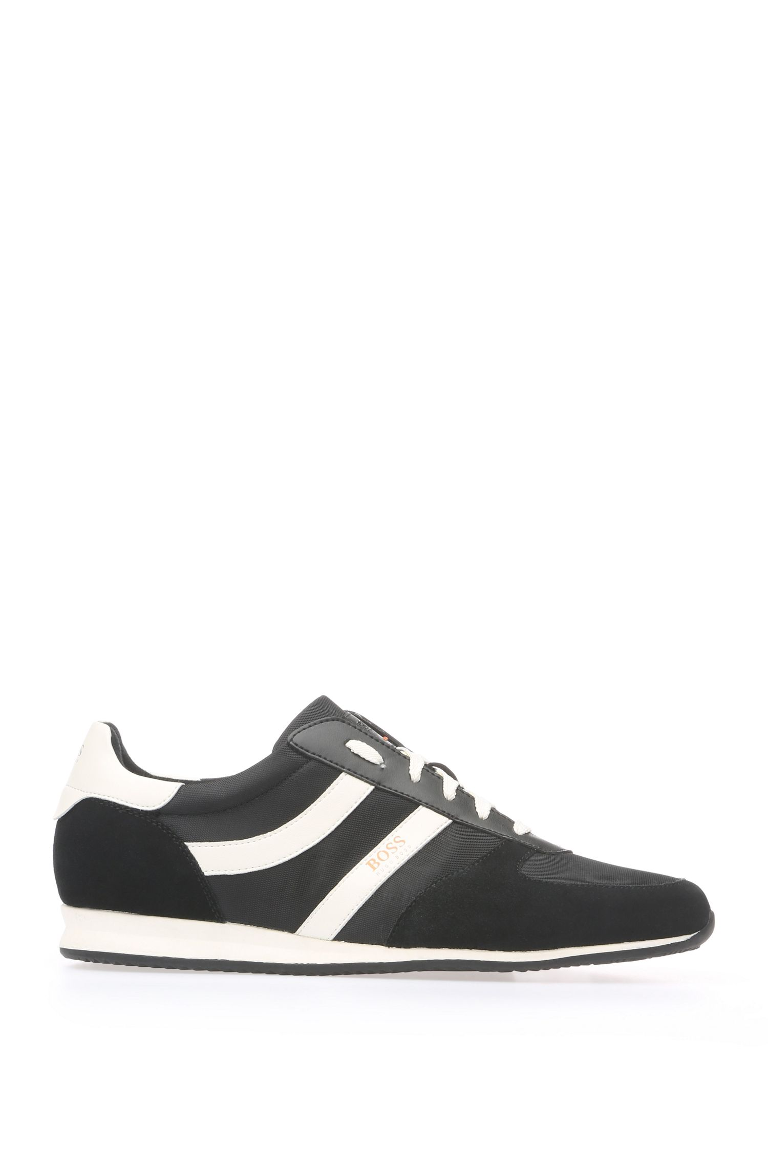 Sneakers aus Material-Mix: ´Orland_Runn_nypl`