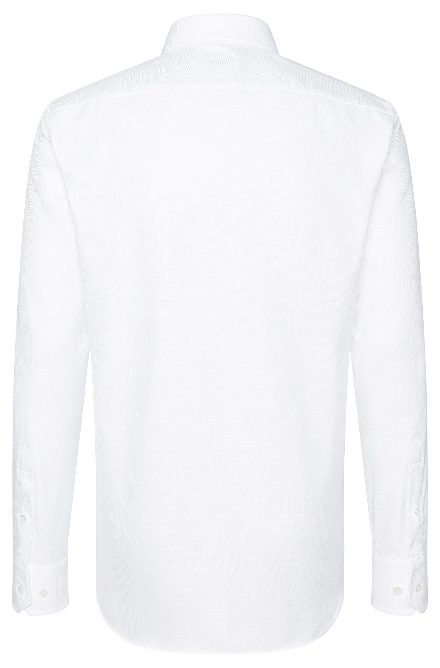 Chemise Regular Fit Tailored en pur coton: «T-Stenson»