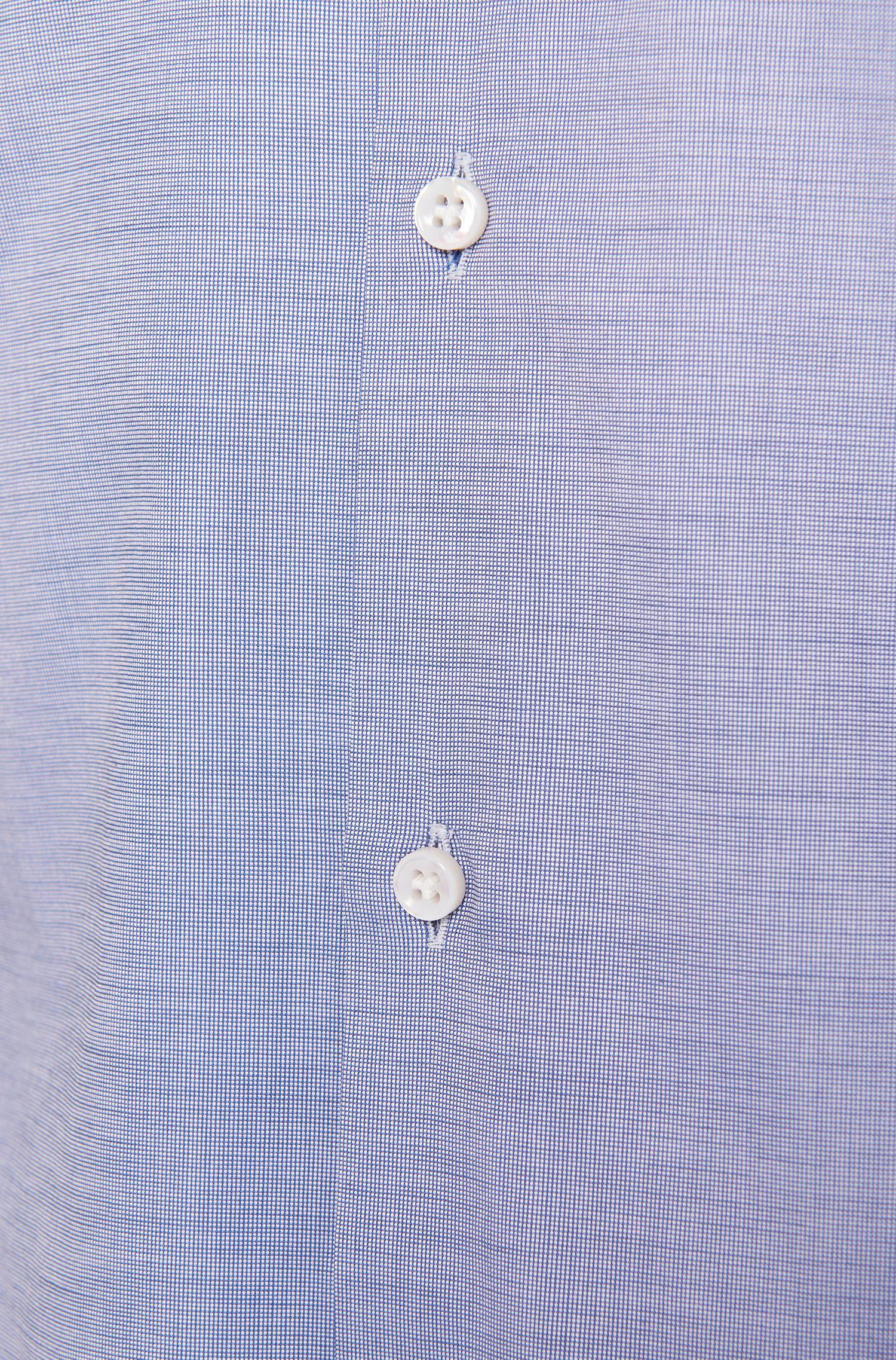 Slim-Fit Hemd aus Baumwolle: 'T-Scott'
