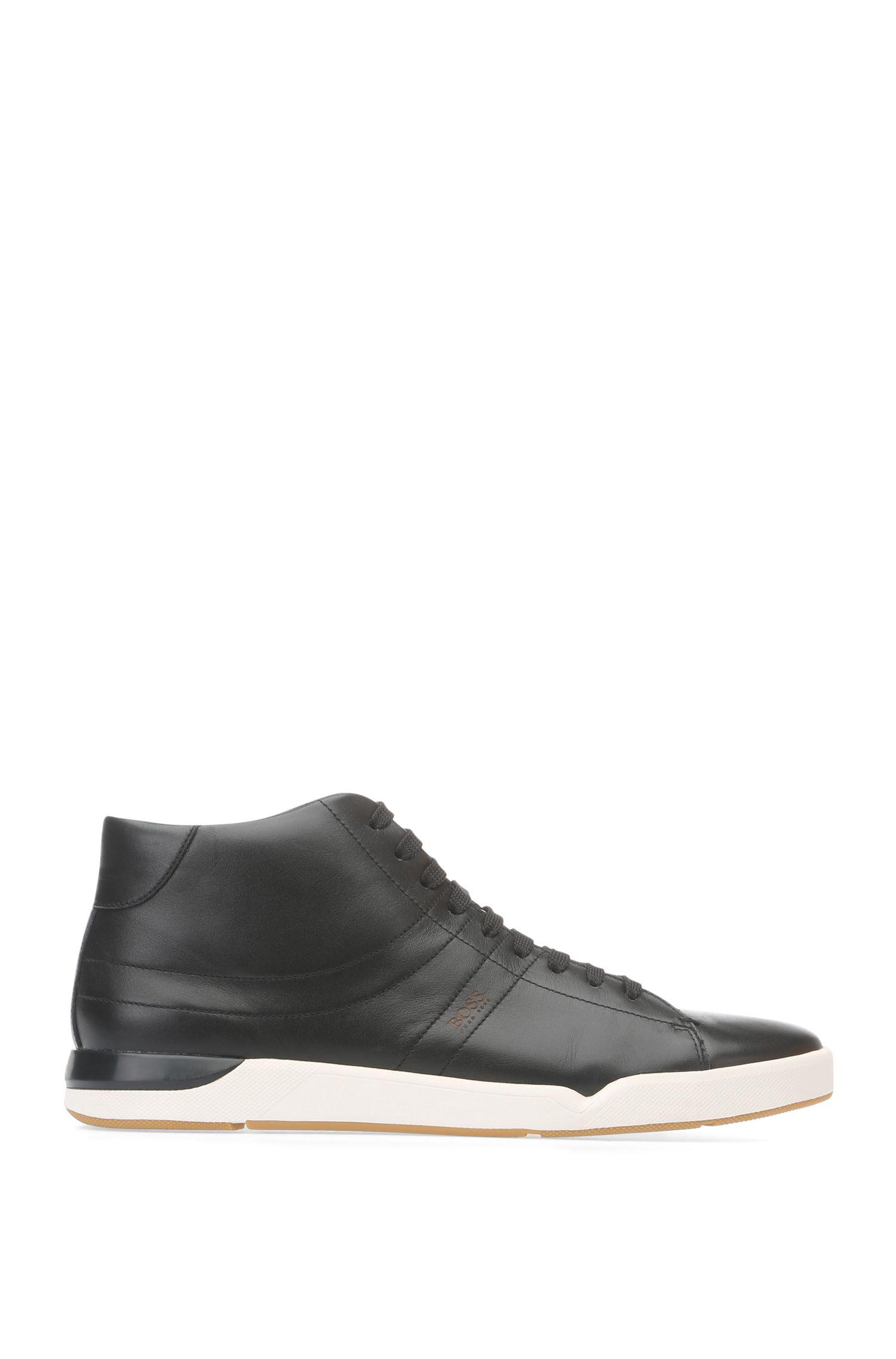 Hoge sneakers van leer: 'Stillnes_Hicu_ltpl'