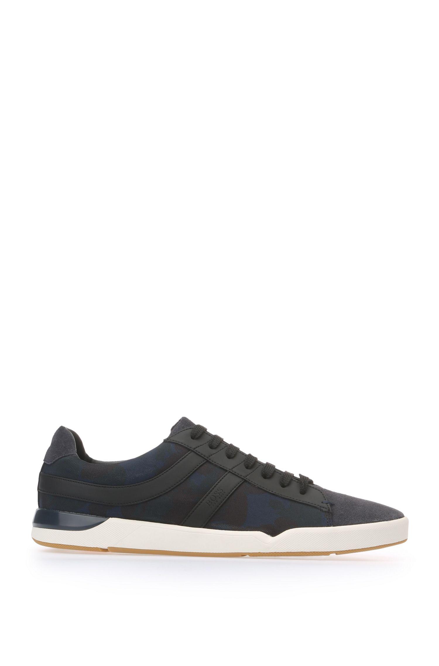 Sneakers im effektvollen Material-Mix: ´Stillnes_Tenn_cvpr`