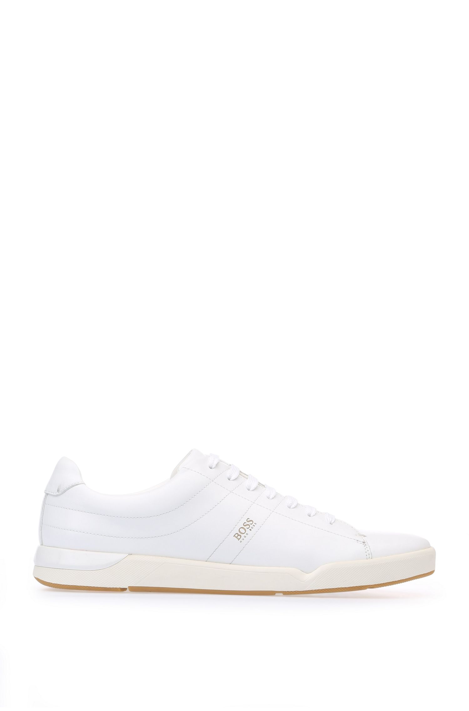 Trainers in smooth leather: 'Stillnes_Tenn_ltpl'