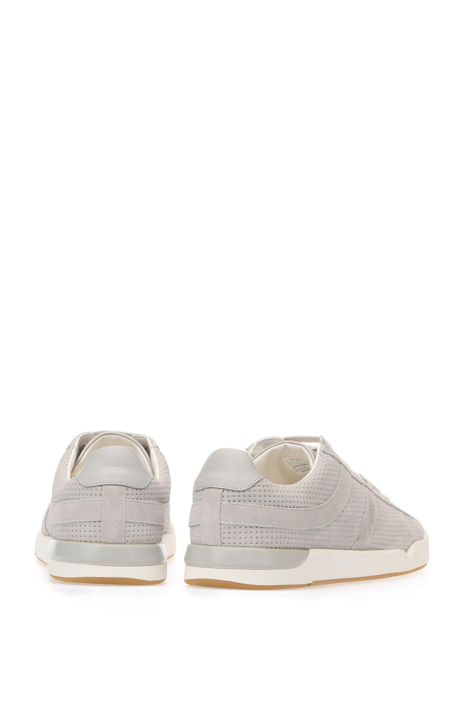 Sneakers aus Veloursleder: ´Stillnes_Tenn_sdpf`