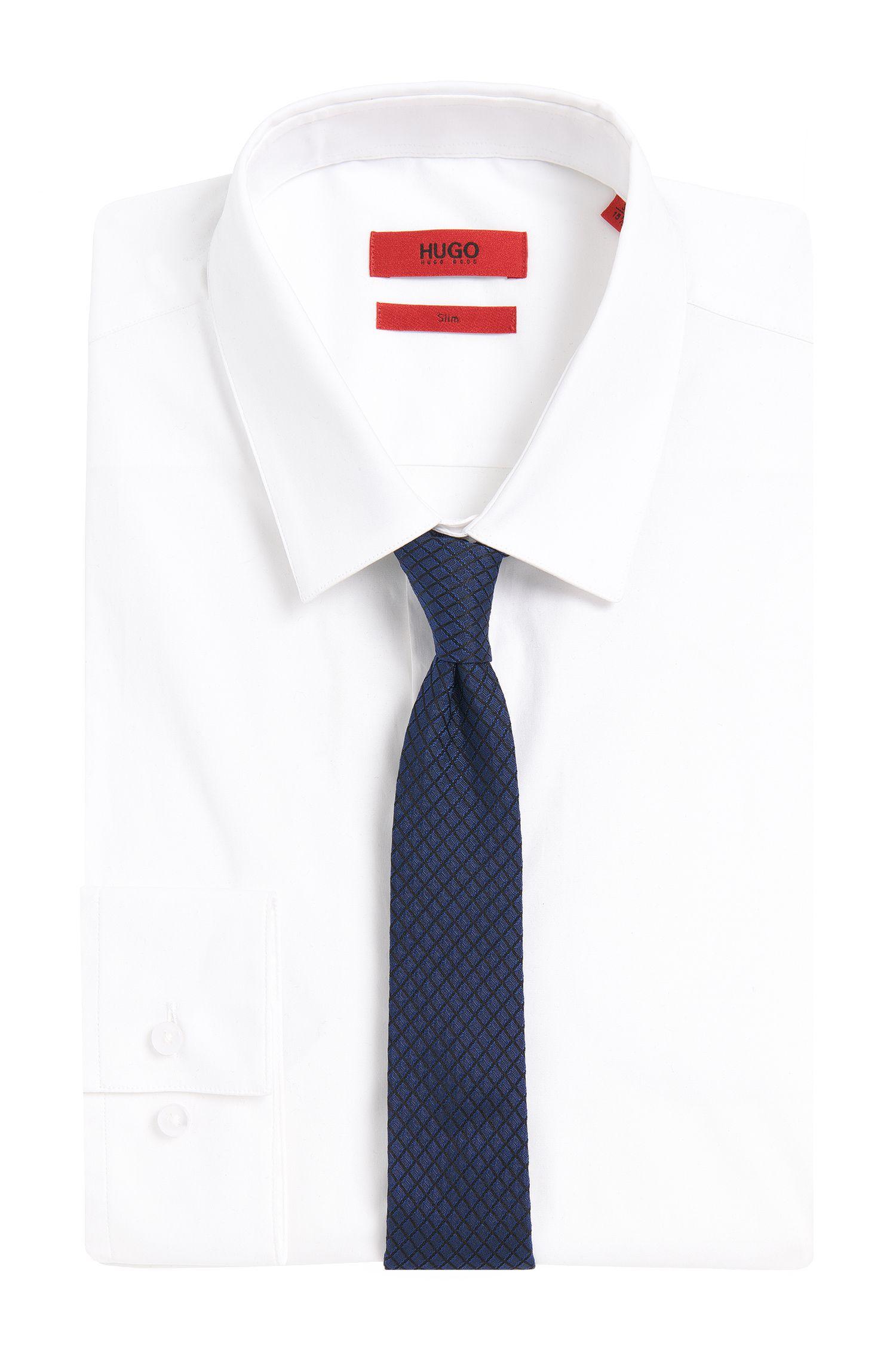 Fine cravate en soie: «Tie6cm»
