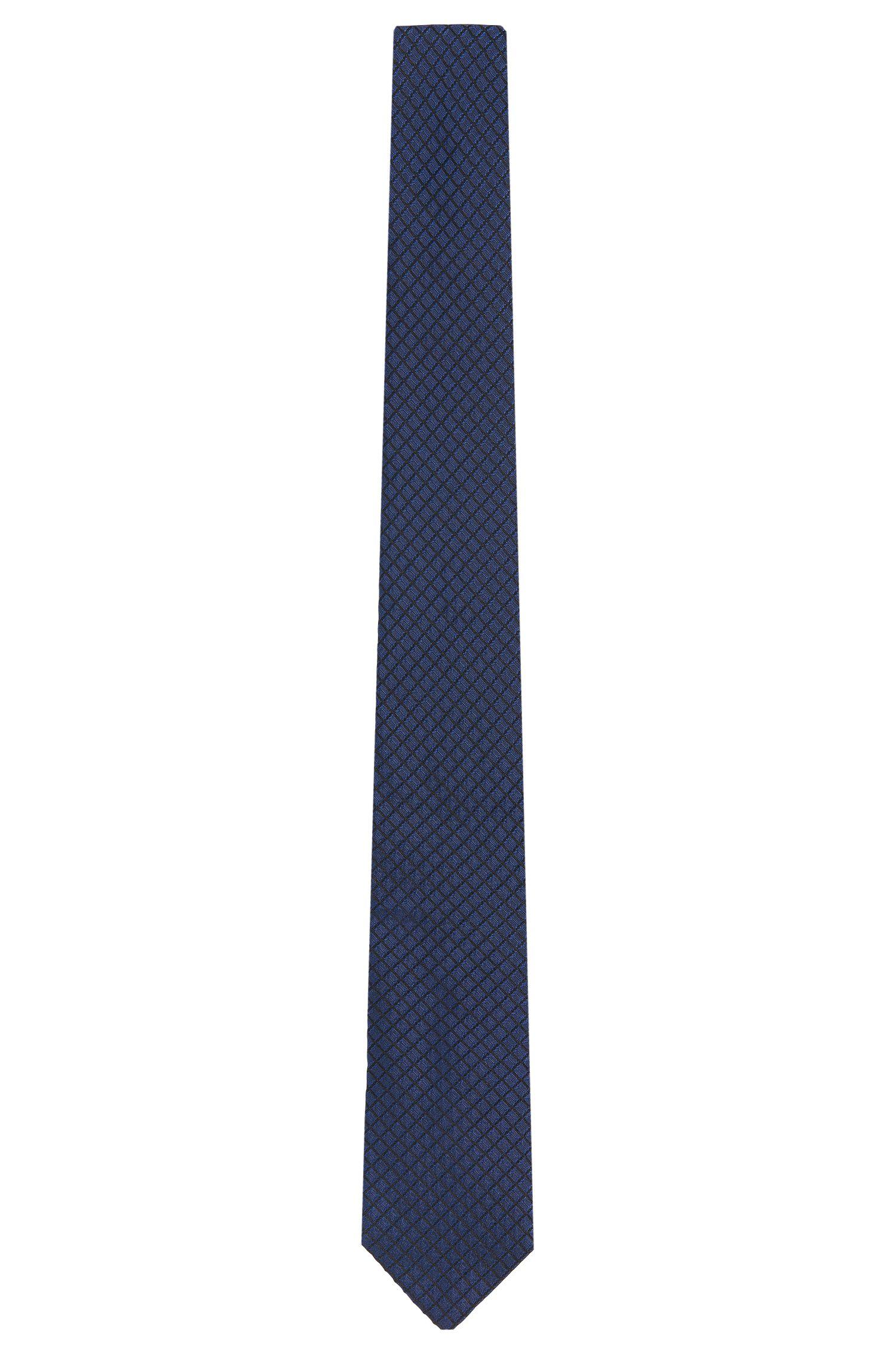 Schmale Seidenkrawatte: 'Tie 6 cm'