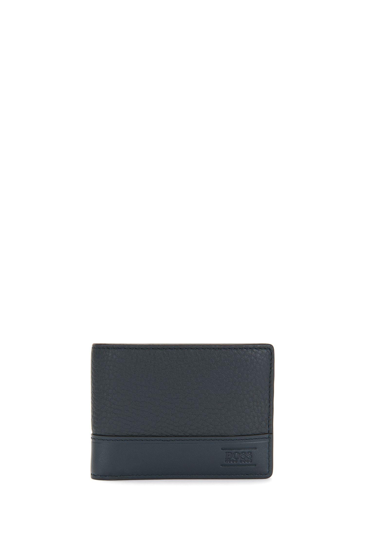 Porte-monnaie petit format en cuir: «Aspen_6 cc»