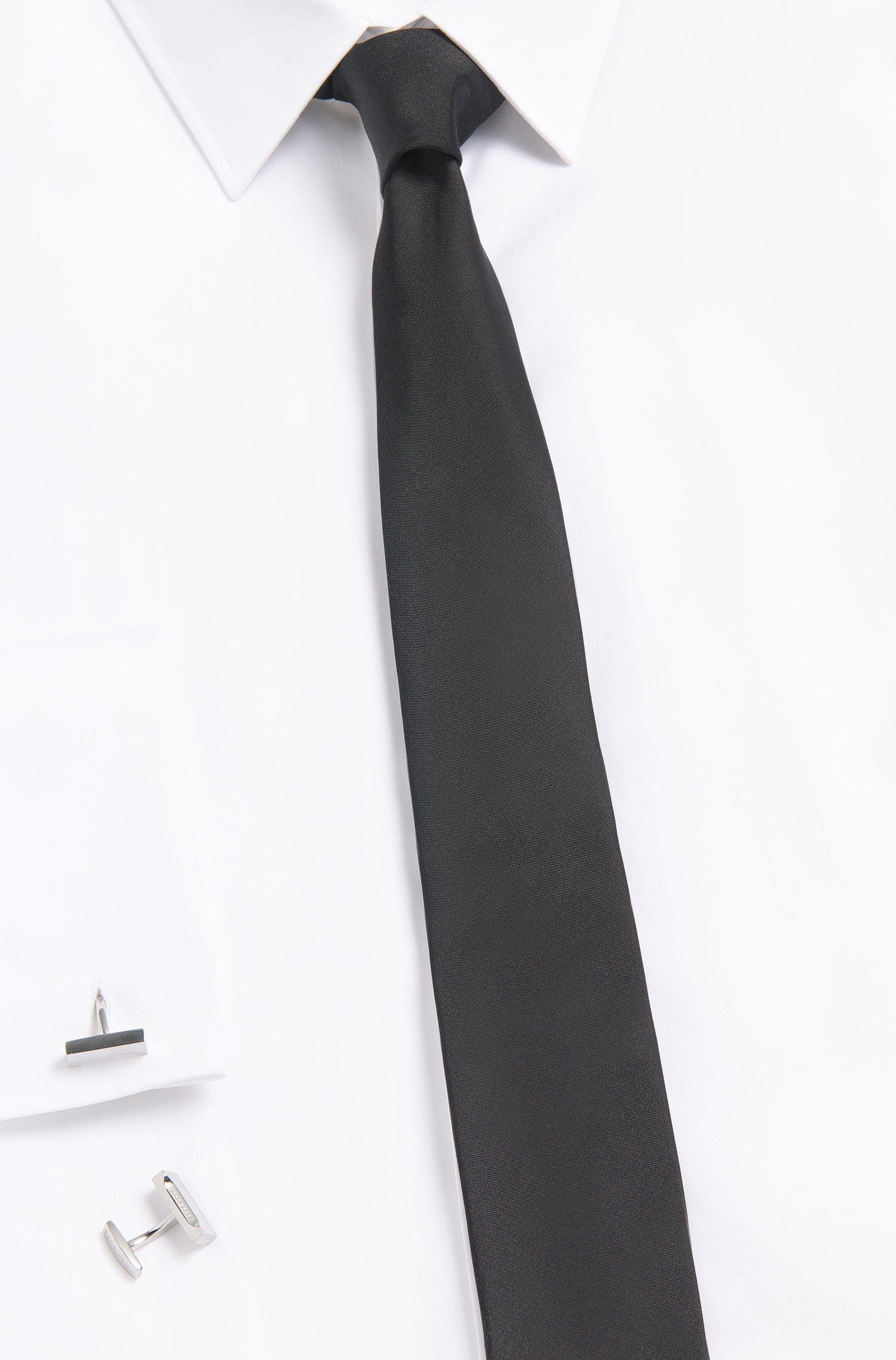 Manschettenknöpfe aus Messing mit gebürsteter Fläche: 'Sirio'