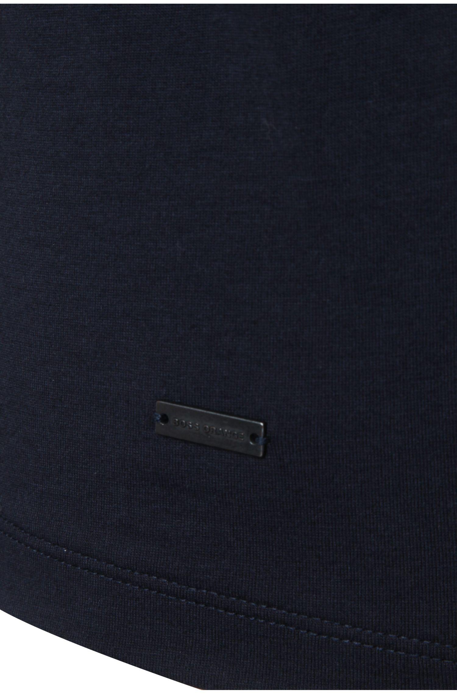 Regular-Fit Polo aus Baumwoll-Mix: ´Pyntax`
