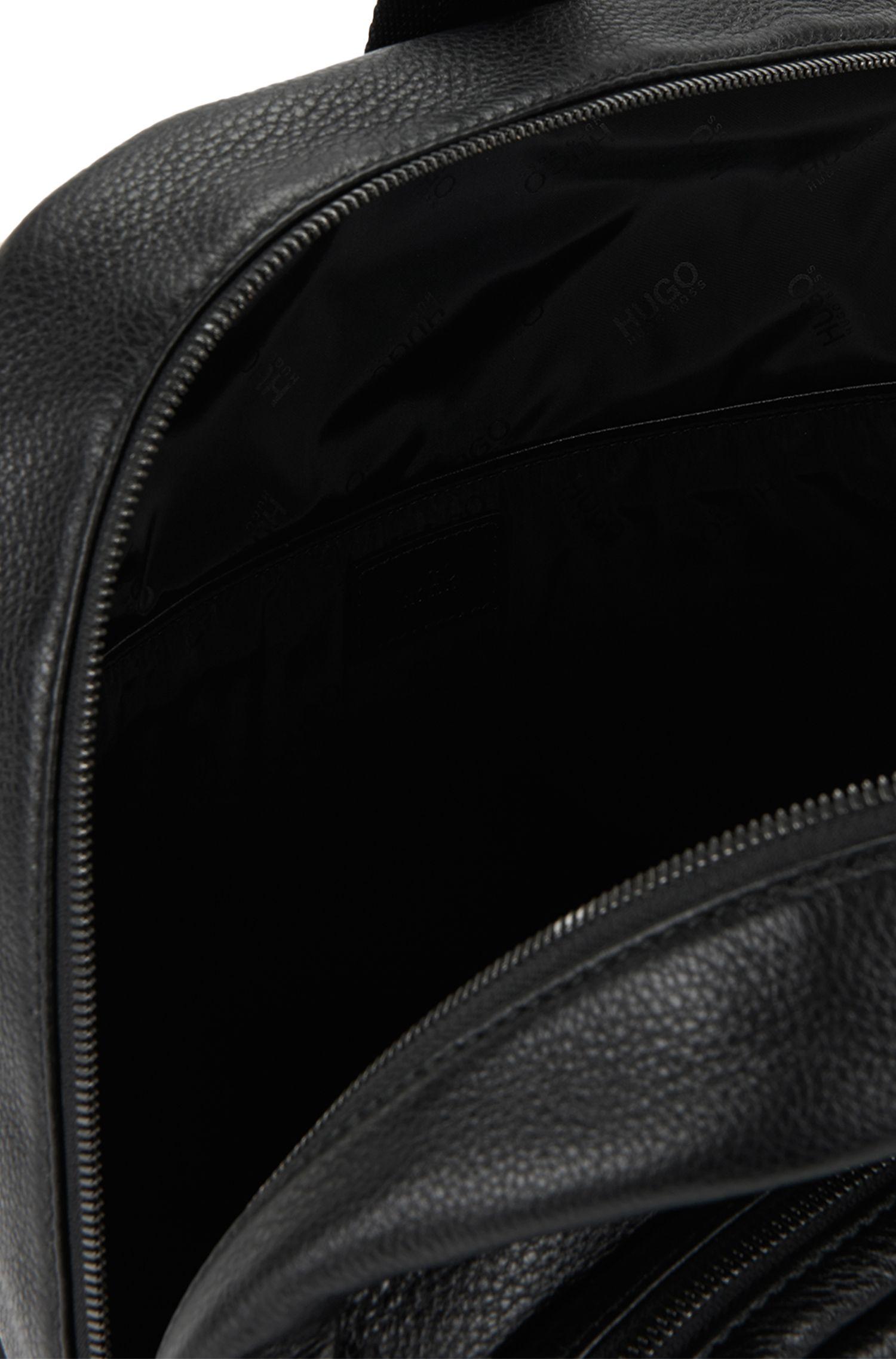 Rucksack aus genarbtem Leder: 'Element_Backpack'