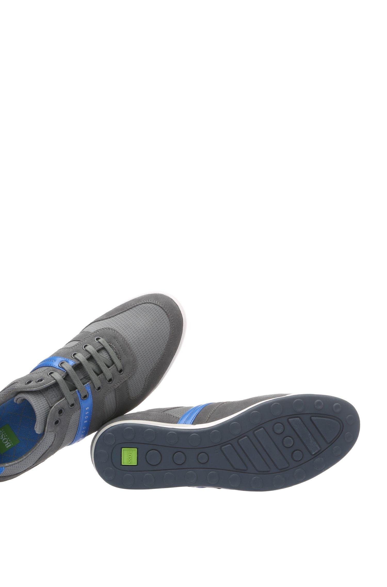 Sneakers van een materiaalmix met leer: 'Arkansas_Lowp_mxpq'