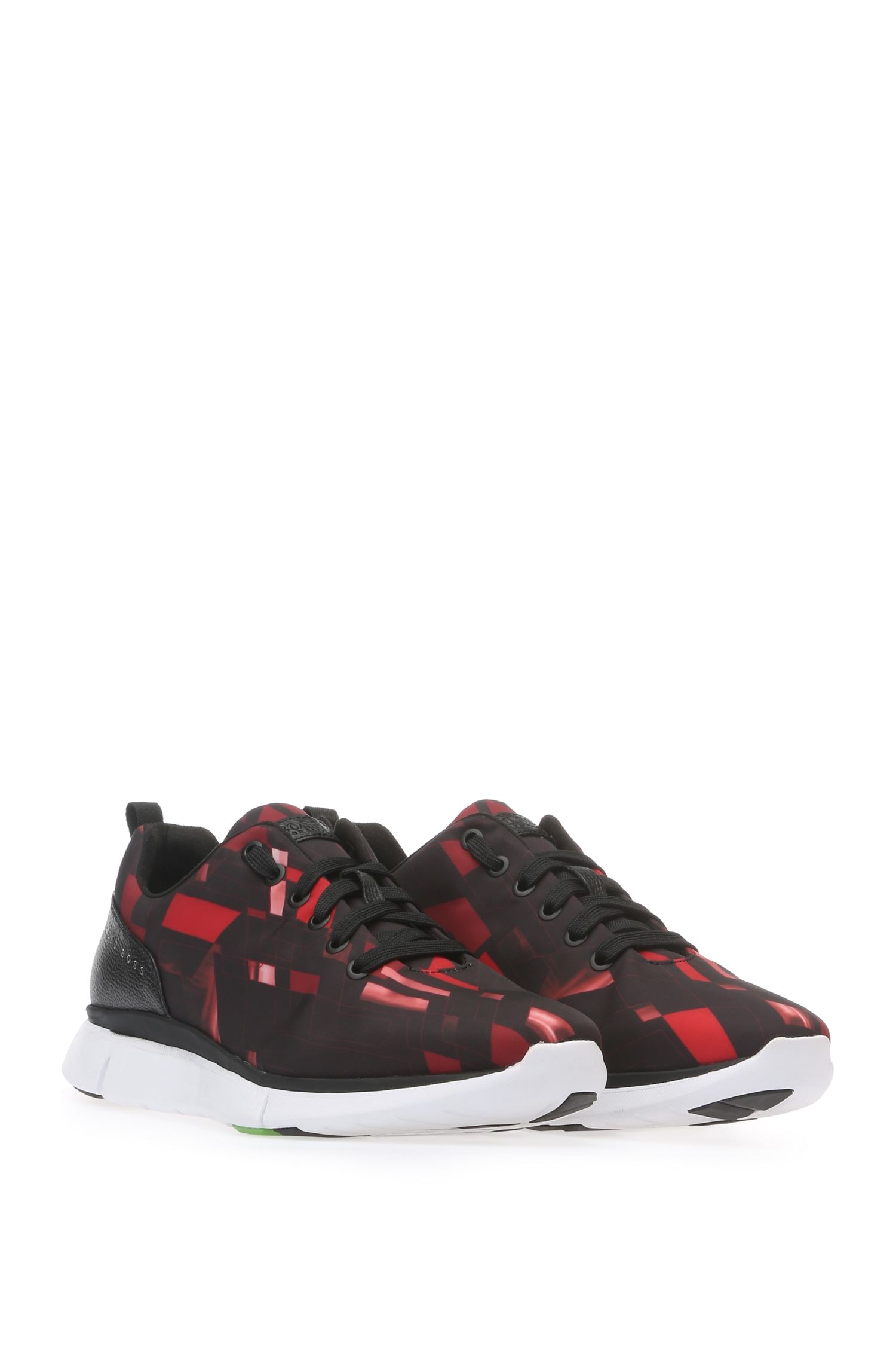 Sneakers aus Material-Mix: ´Gym_Runn_nypr`