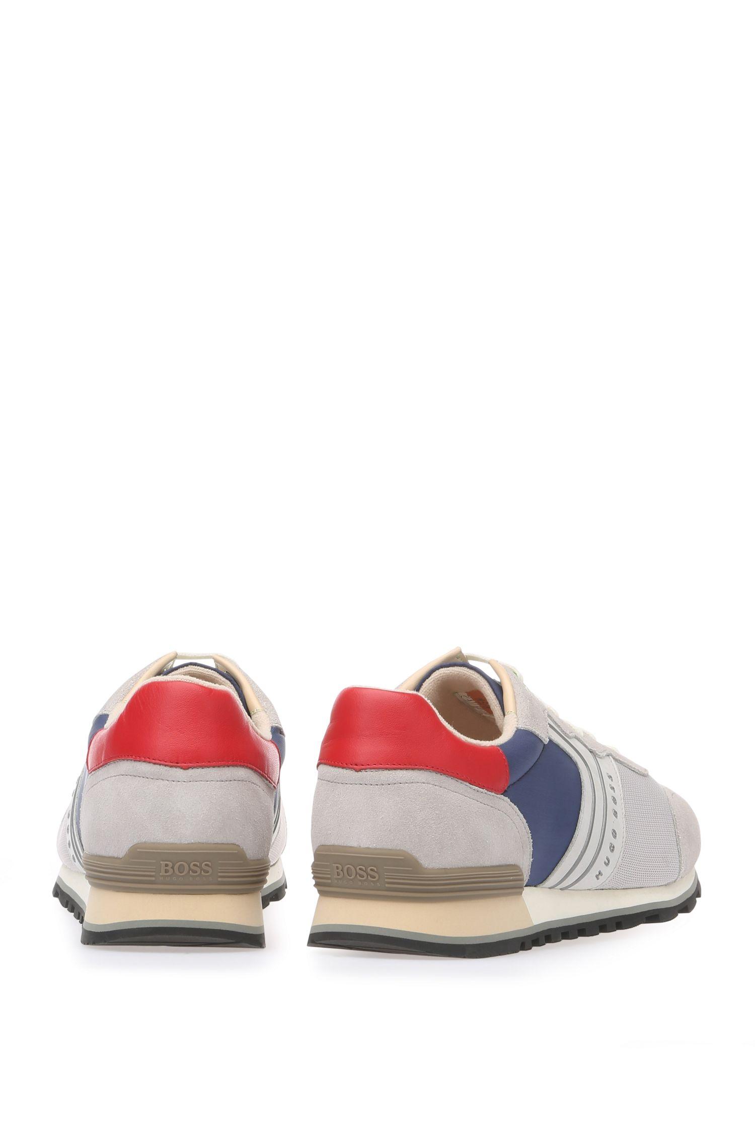 Sneakers aus Material-Mix mit Leder: ´Parkour_Runn_nymx`