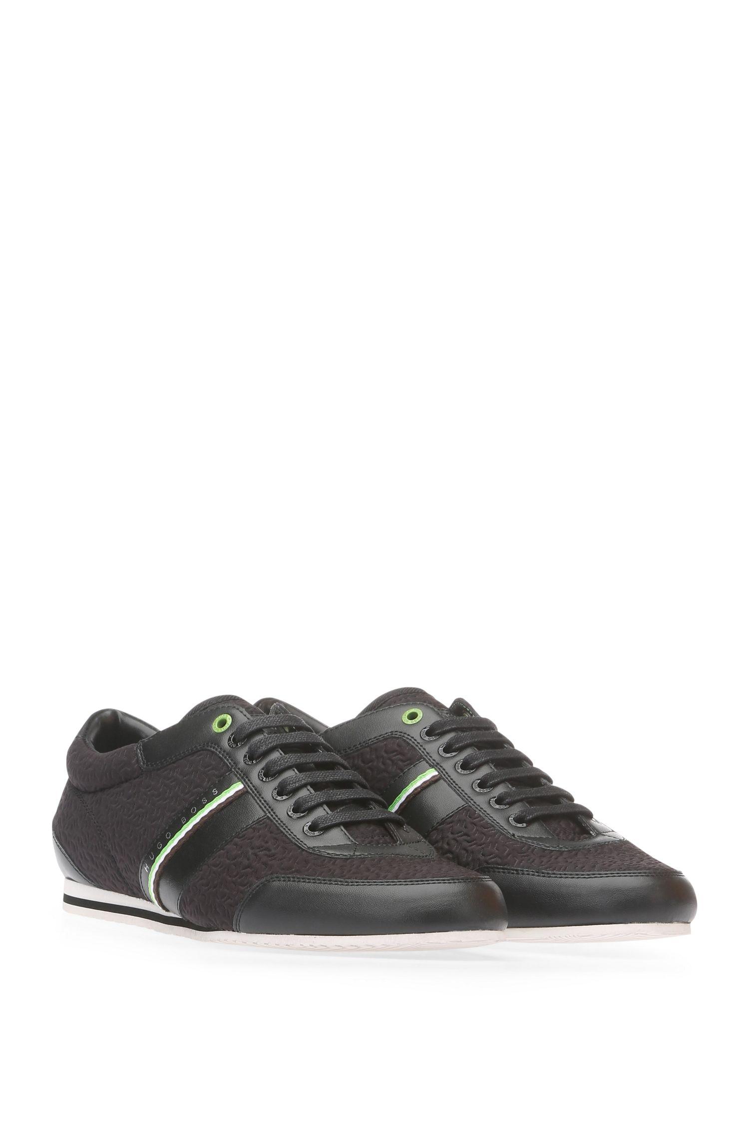 Sneakers aus Material-Mix: ´Vantage_Lowp_neem`