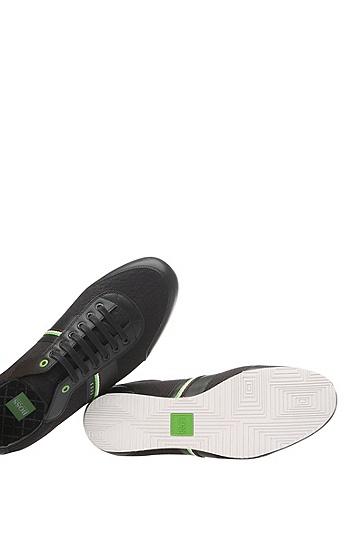 Sneakers aus Material-Mix: ´Vantage_Lowp_neem`, Schwarz
